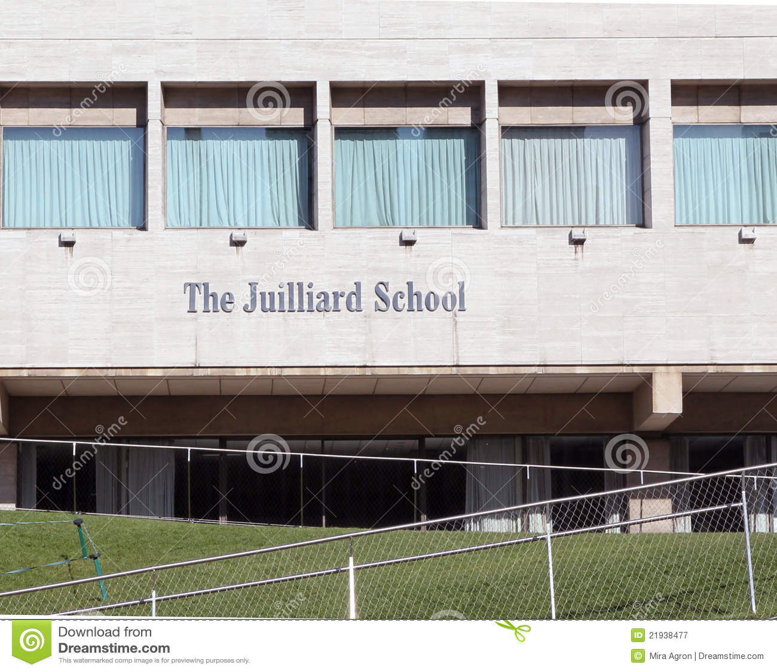 The Juilliard School editorial photography  Image of