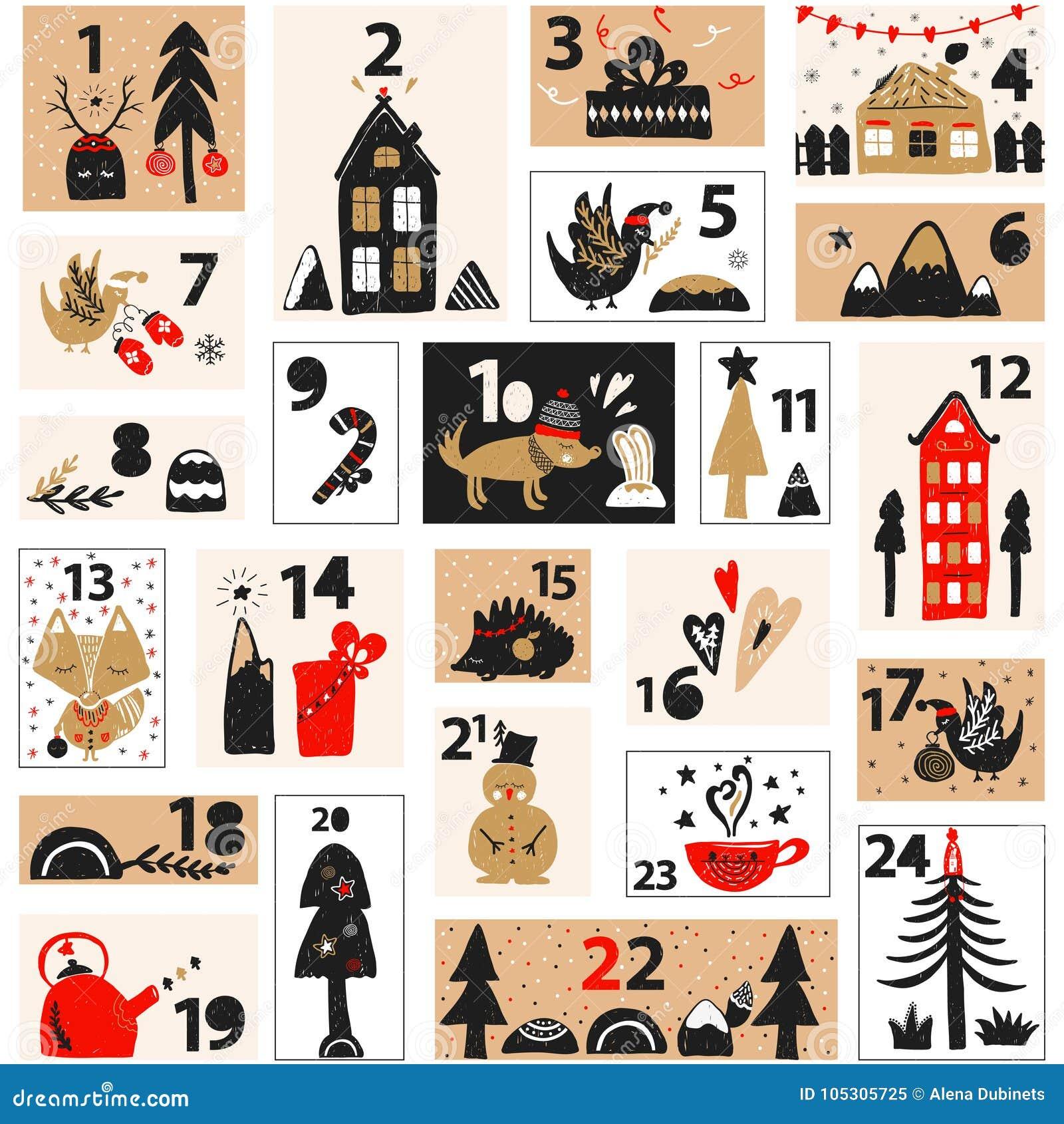 Jul Advent Calendar