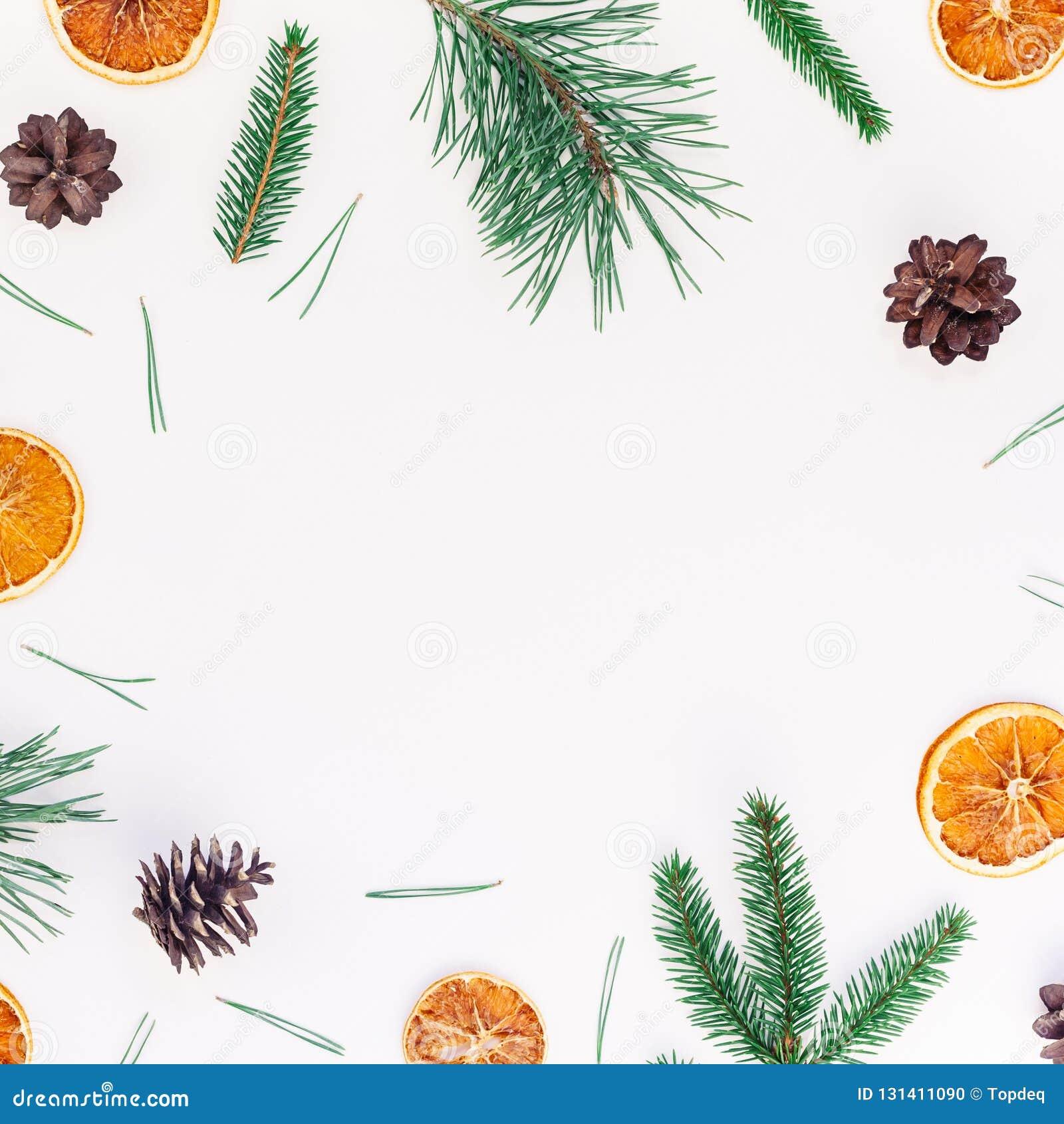 Jul för nytt år Xmas för den bästa sikten för modellen plan som lekmanna- semestrar handgjord hemslöjdtextur med granträdet, sörj