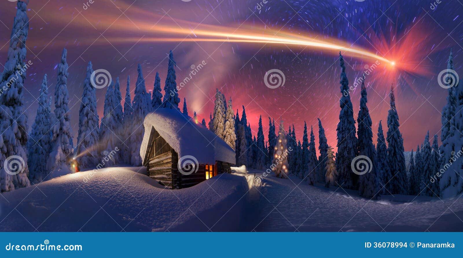 Jul i Carpathiansna