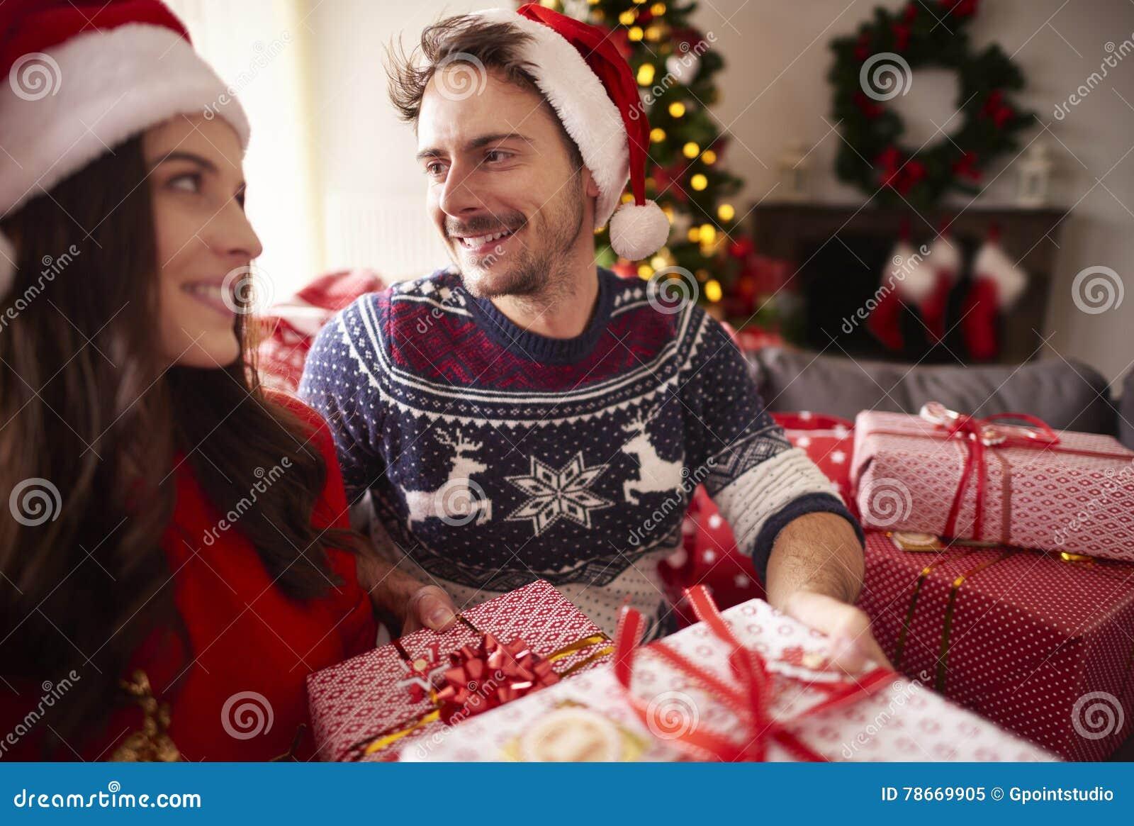 Jul med förälskelse