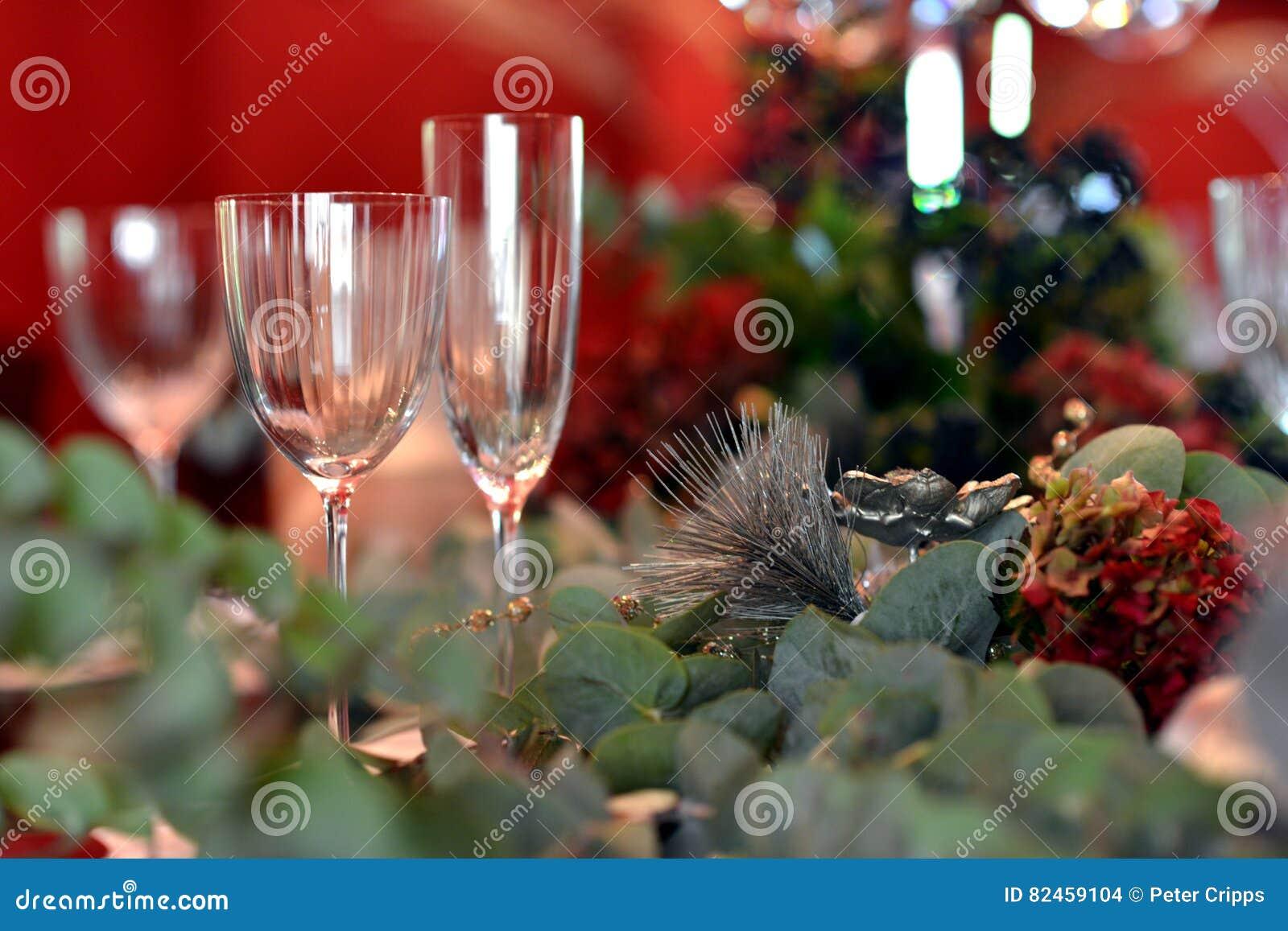 Jul som äter middag tabellen