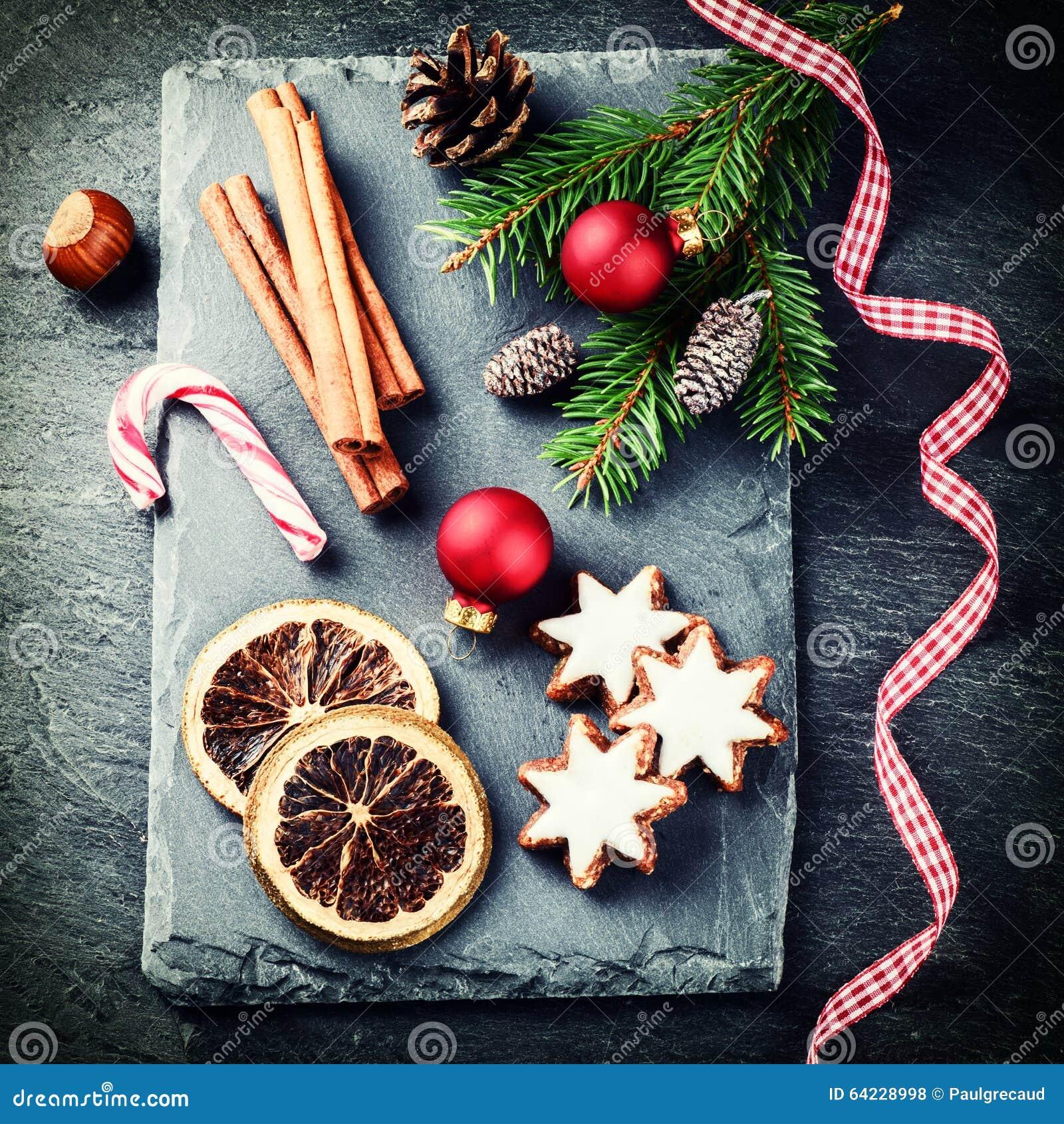 Jul som ställer in med säsongsbetonad feriebakning