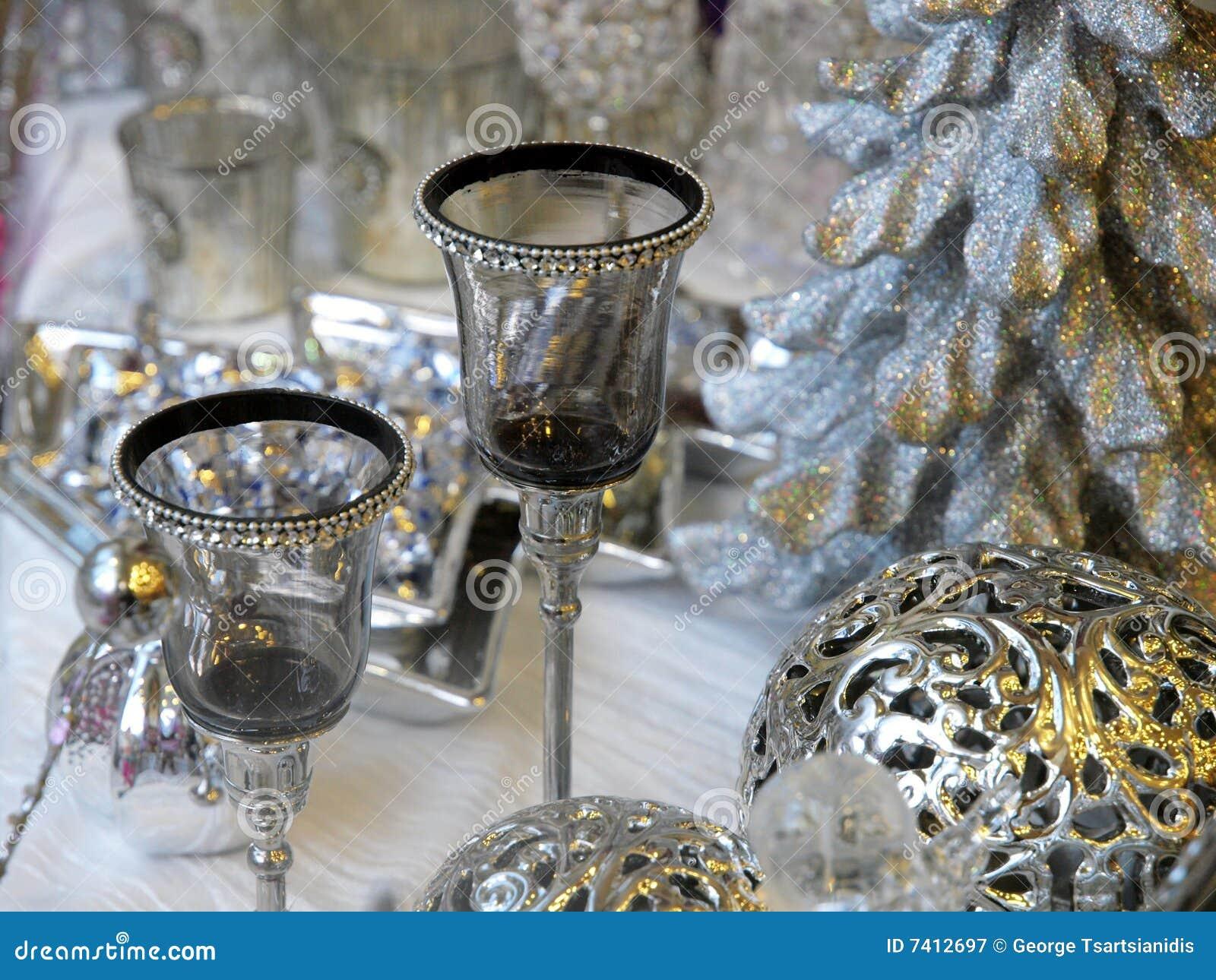Jul som ställer in tabellen