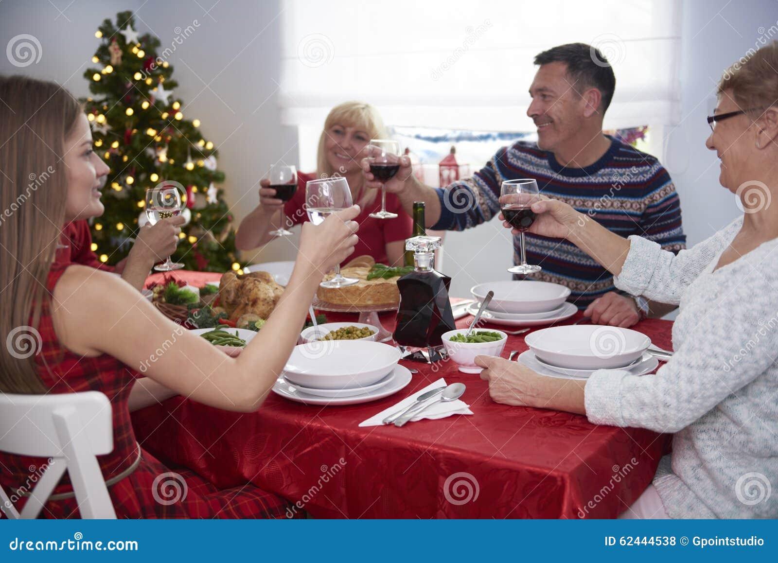 Julen dekorerar nya home idéer för matställe till