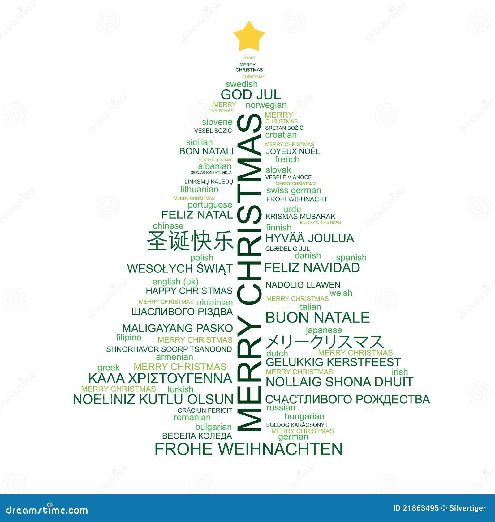 Julen formade treetyp