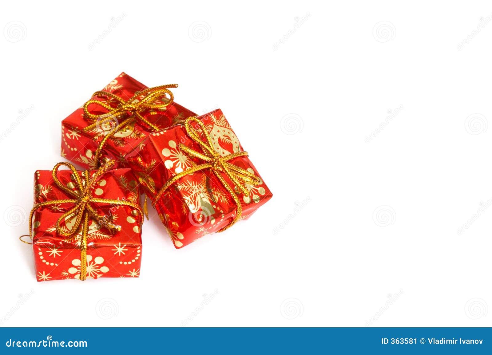 Julgåvor