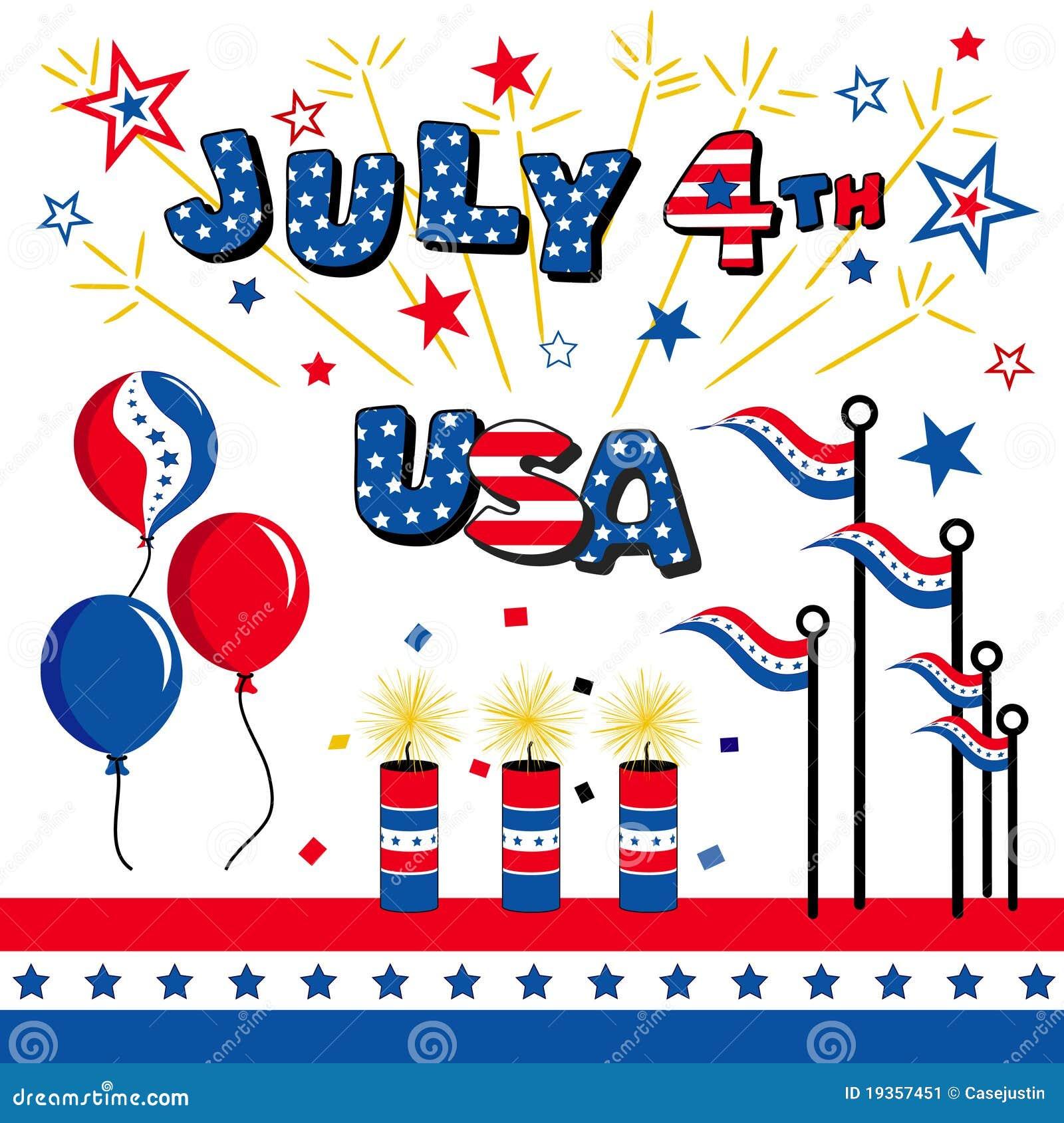 Julho ?ns, EUA