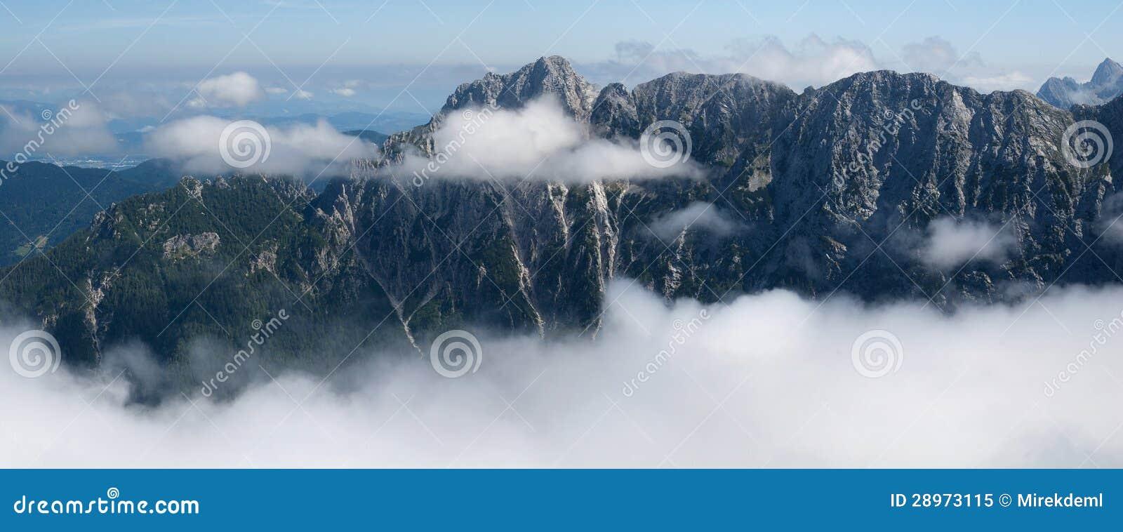 Juliańscy Alps, Włochy