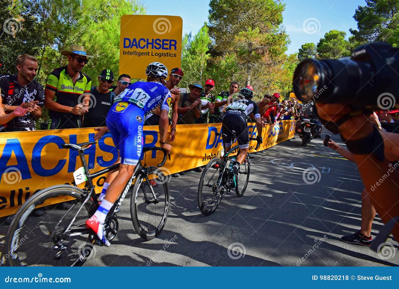 Julian Alaphillipe La Vuelta España