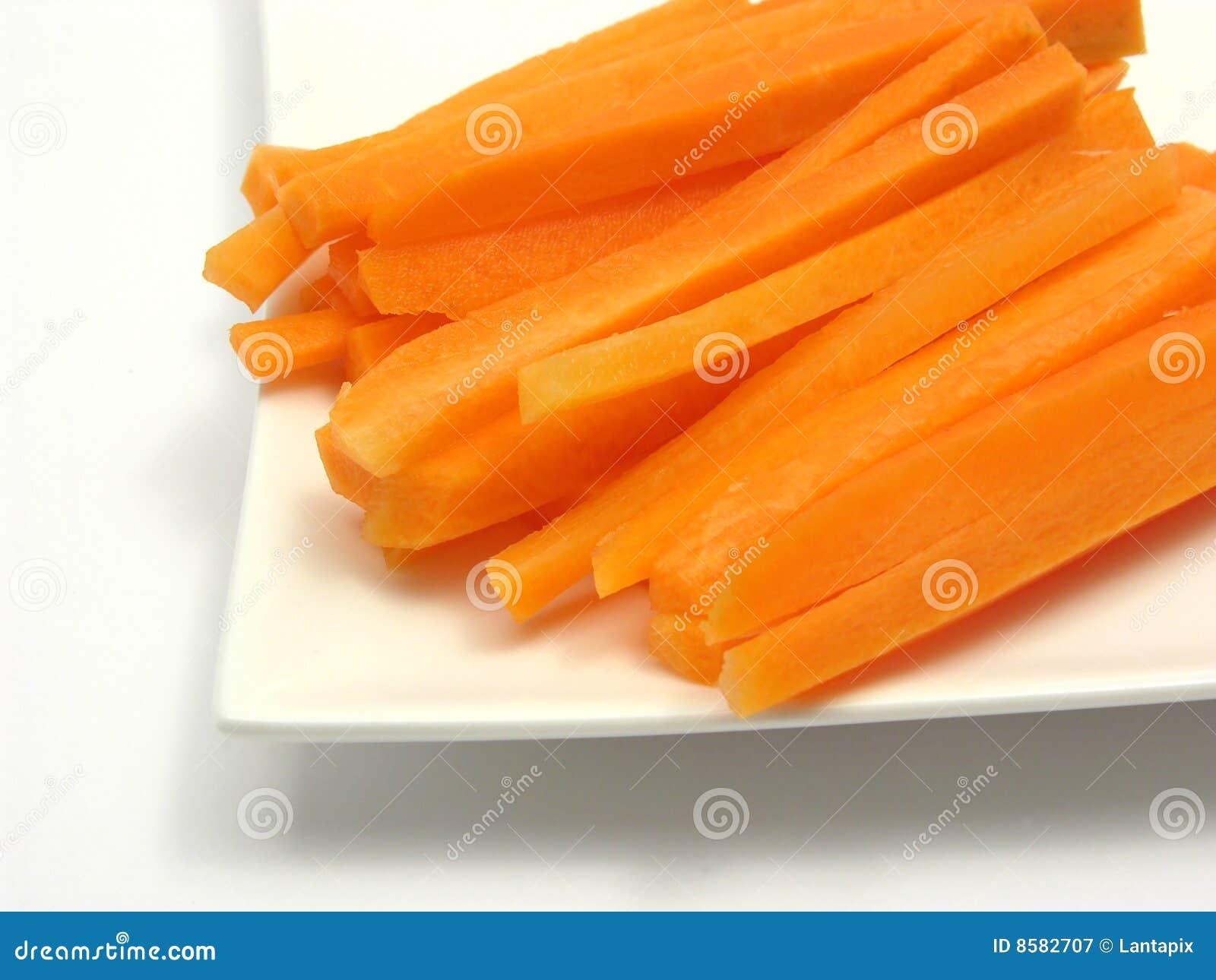 Julienne морковей
