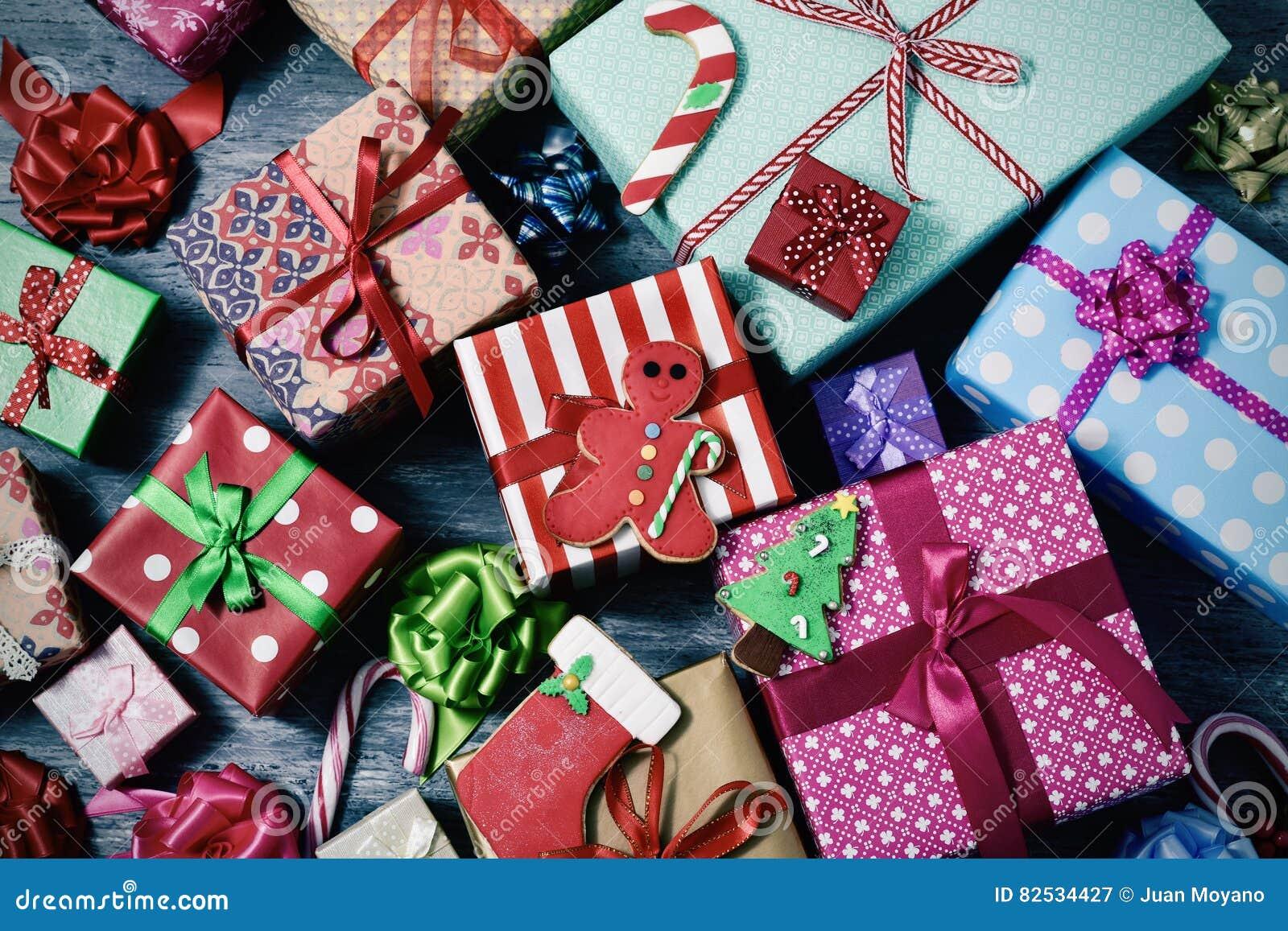 Julkex och gåvor