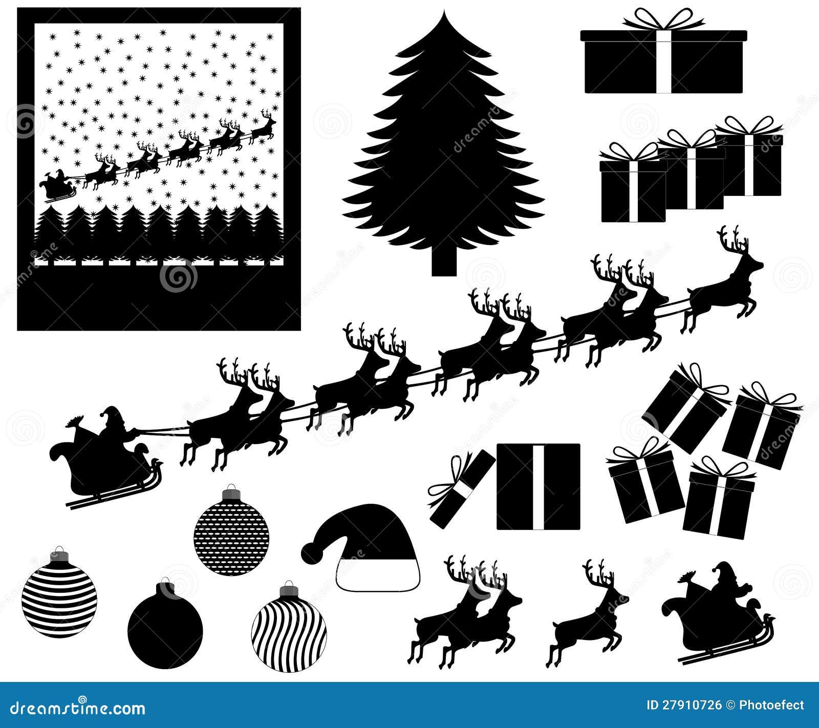 Julobjekt och händelser