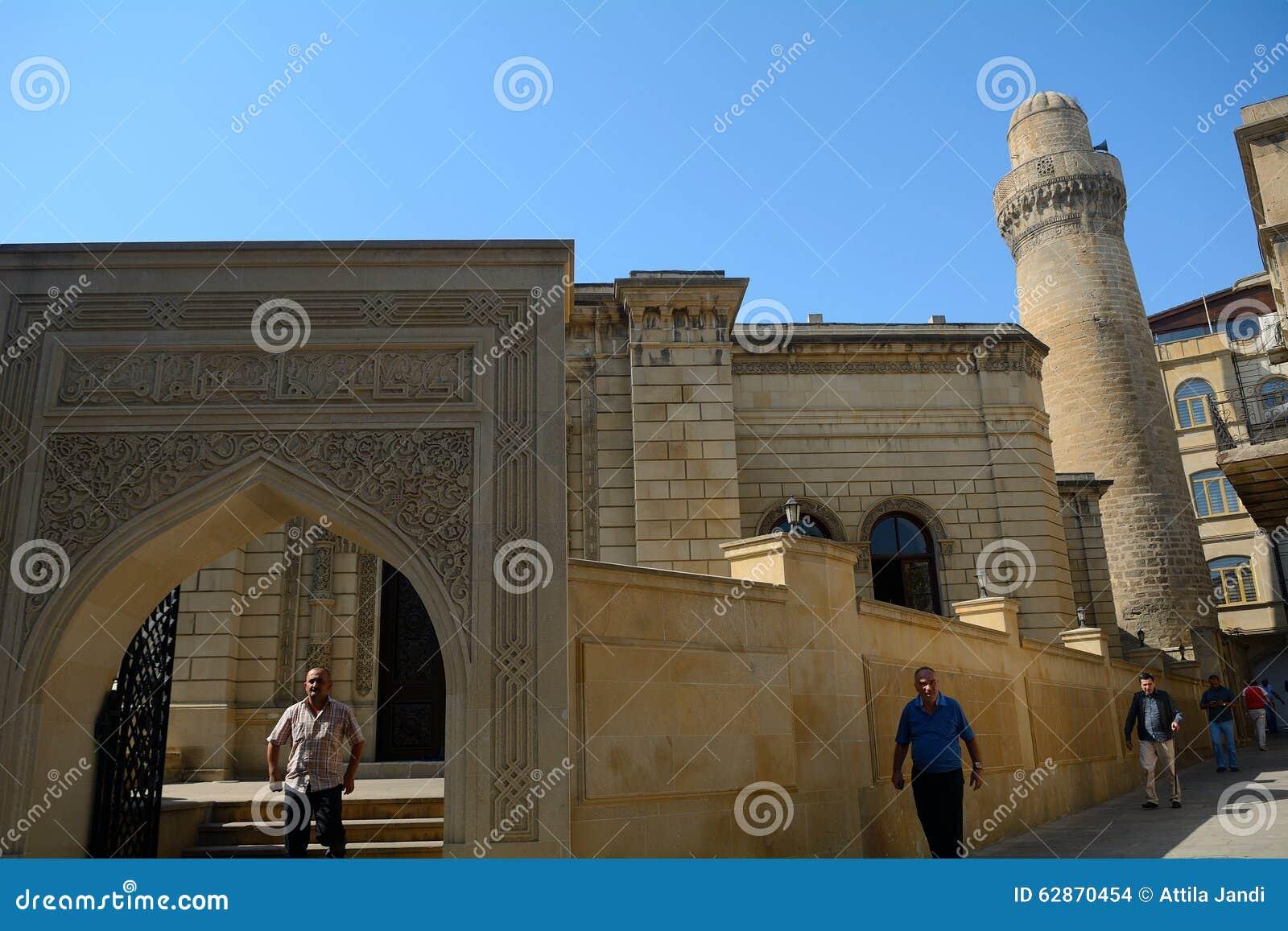 Juma moské, Baku, Azerbajdzjan