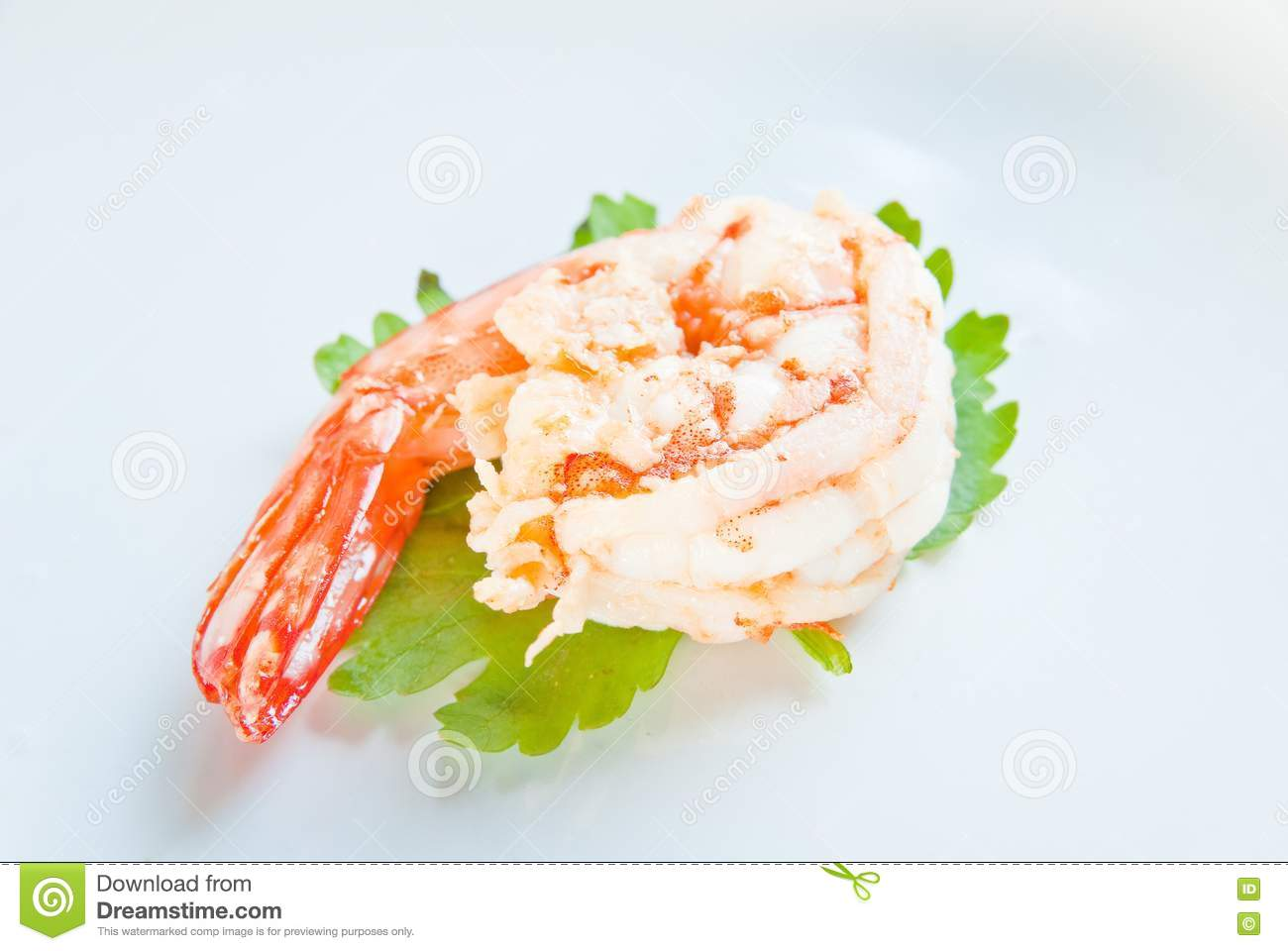 Jumbo Shrimp Royalty Free Stock Image - Image: 18648096