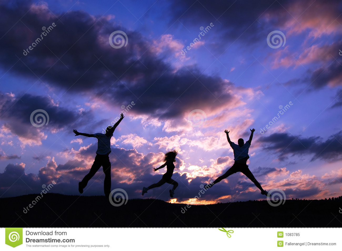 jump for joy royalty free stock photo image 1083785