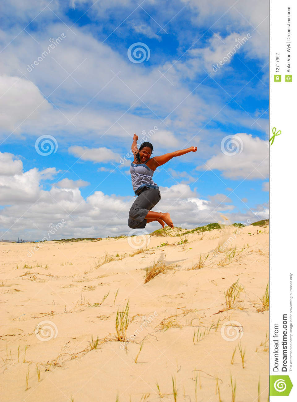 jump for joy royalty free stock photography image 12717997