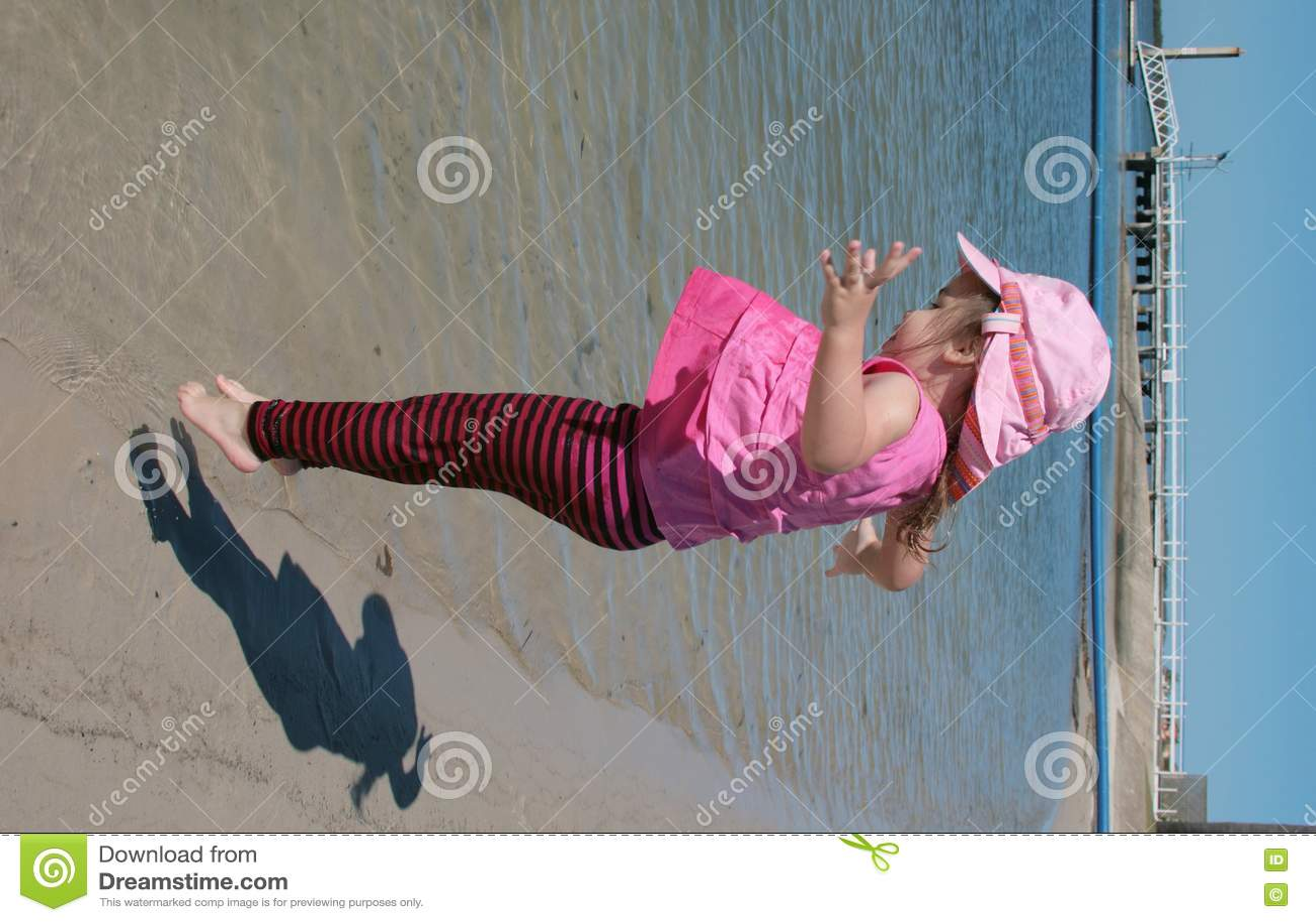jump for joy stock photos image 3372513