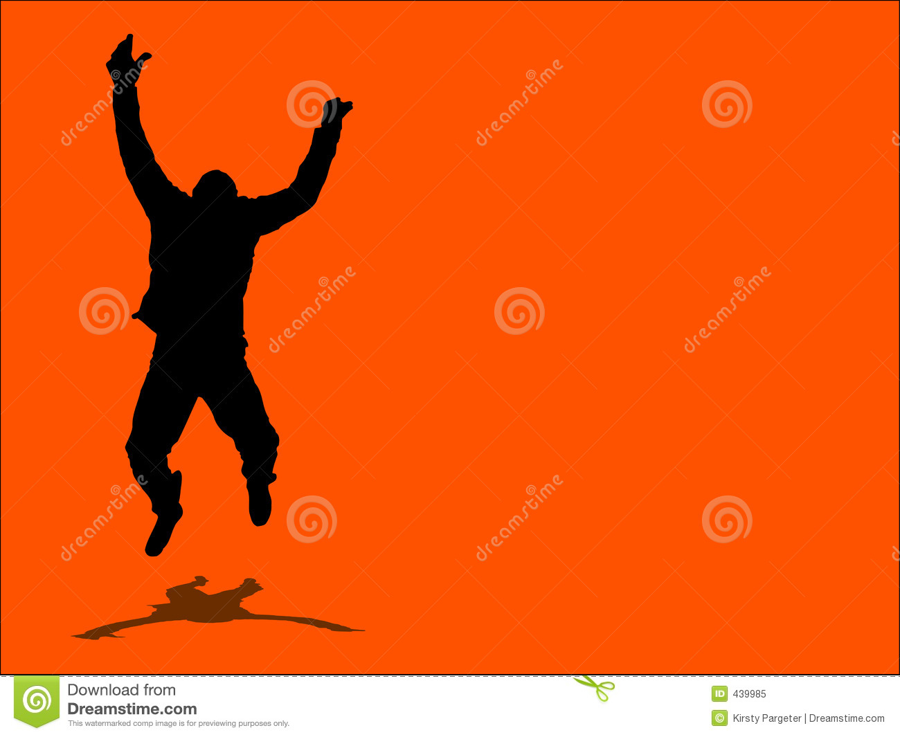 jump for joy royalty free stock photo image 439985