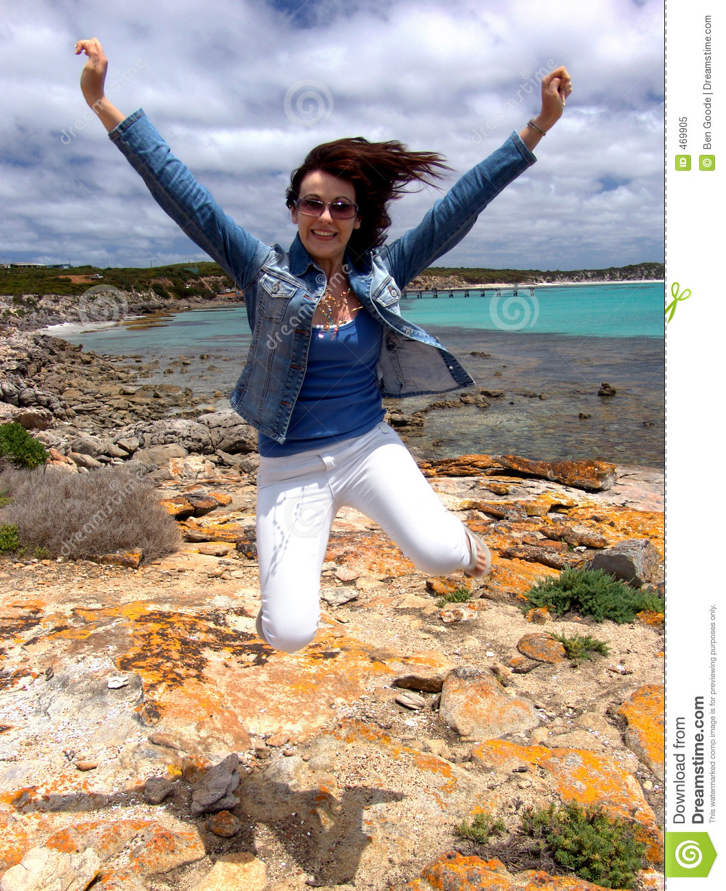 jump for joy royalty free stock photo image 469905