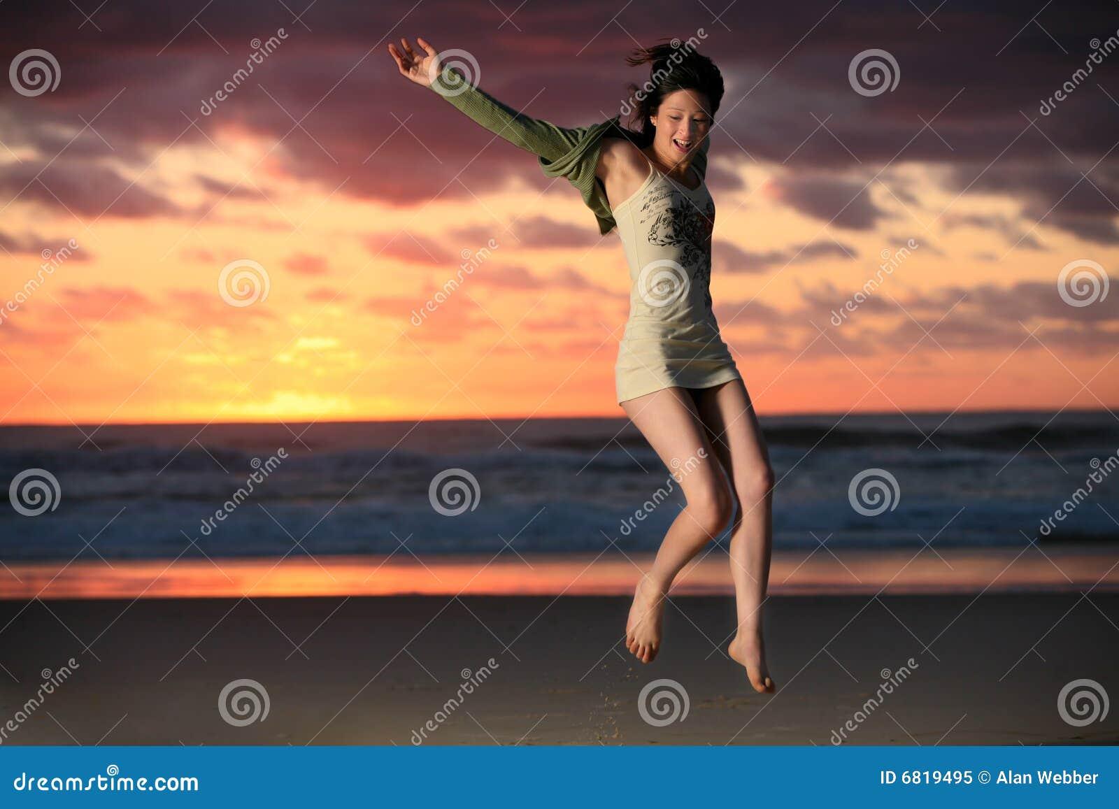 jump for joy royalty free stock photo image 6819495