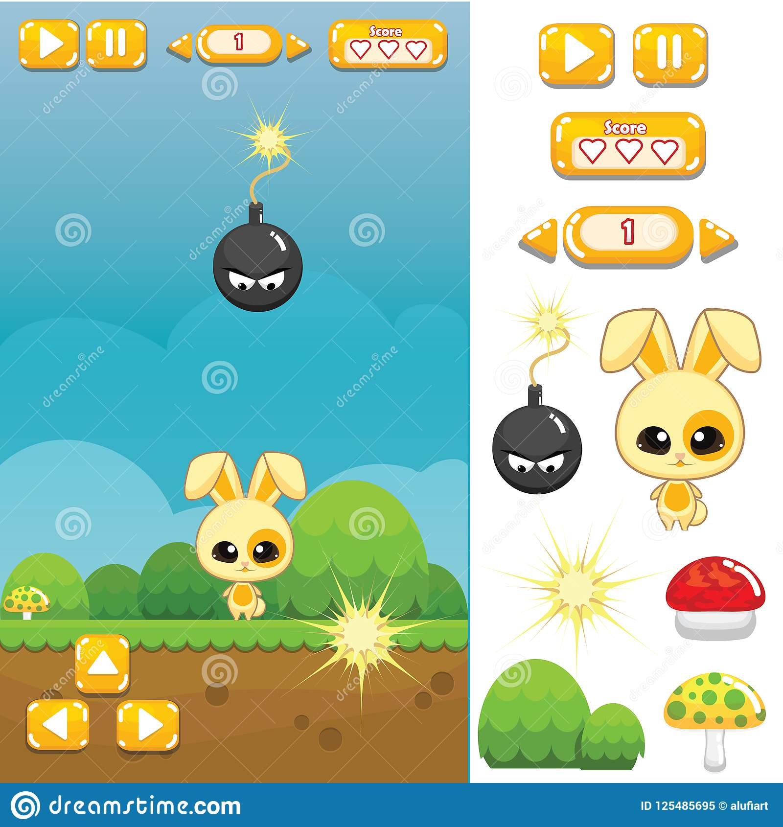 the bunny game download ita