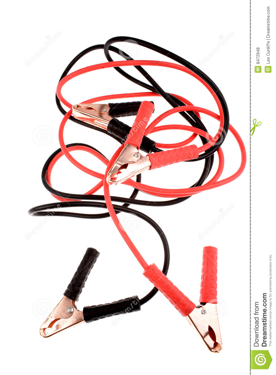Jumper Cable Background : Jumper cables royalty free stock photos image