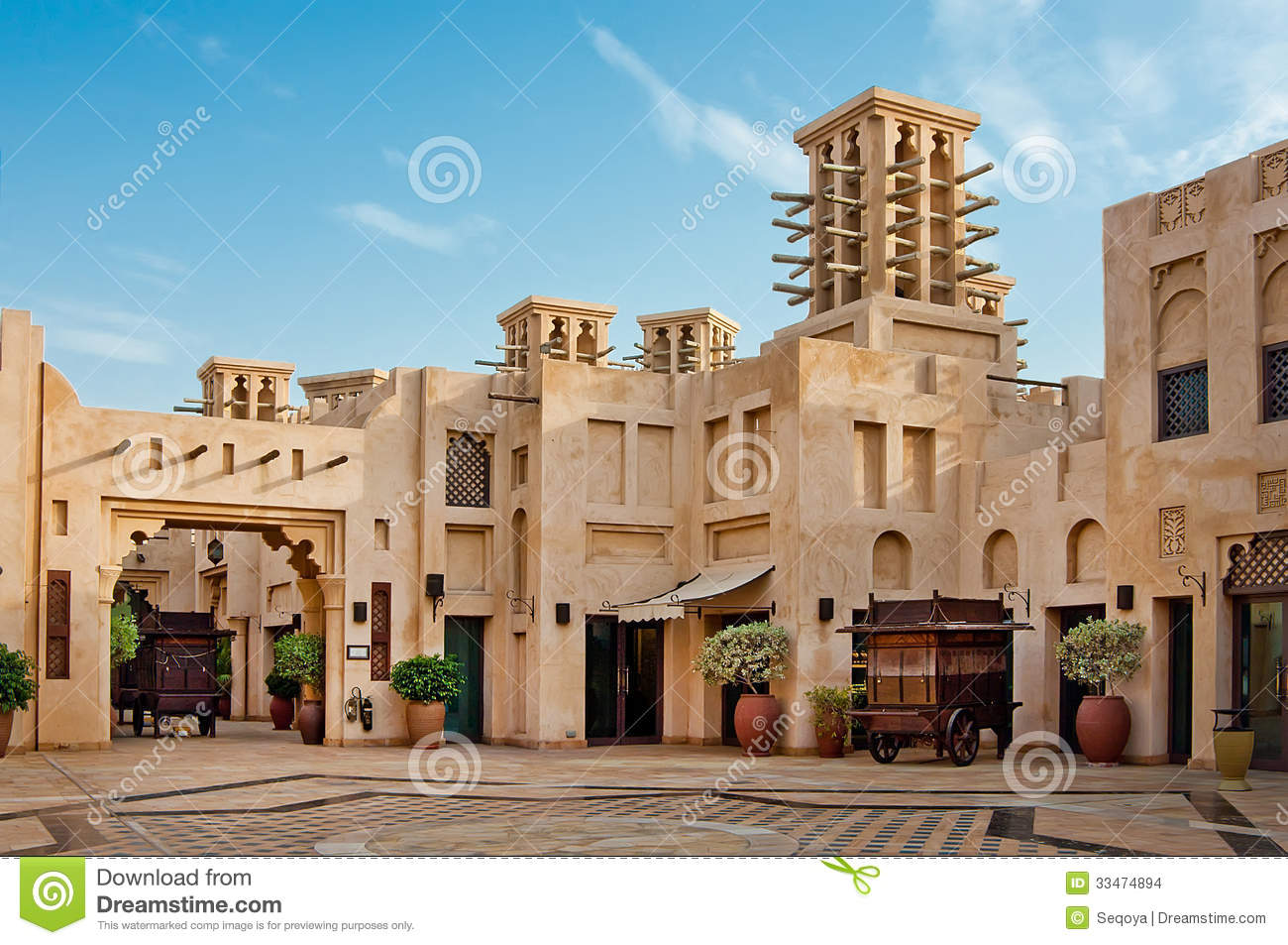 June 3 the famous hotel and tourist district of madinat for Hotel in dubai design district