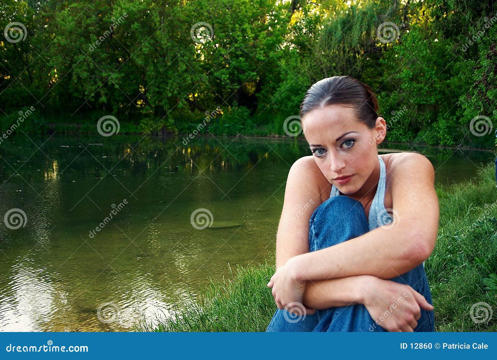 Junge Frau 1