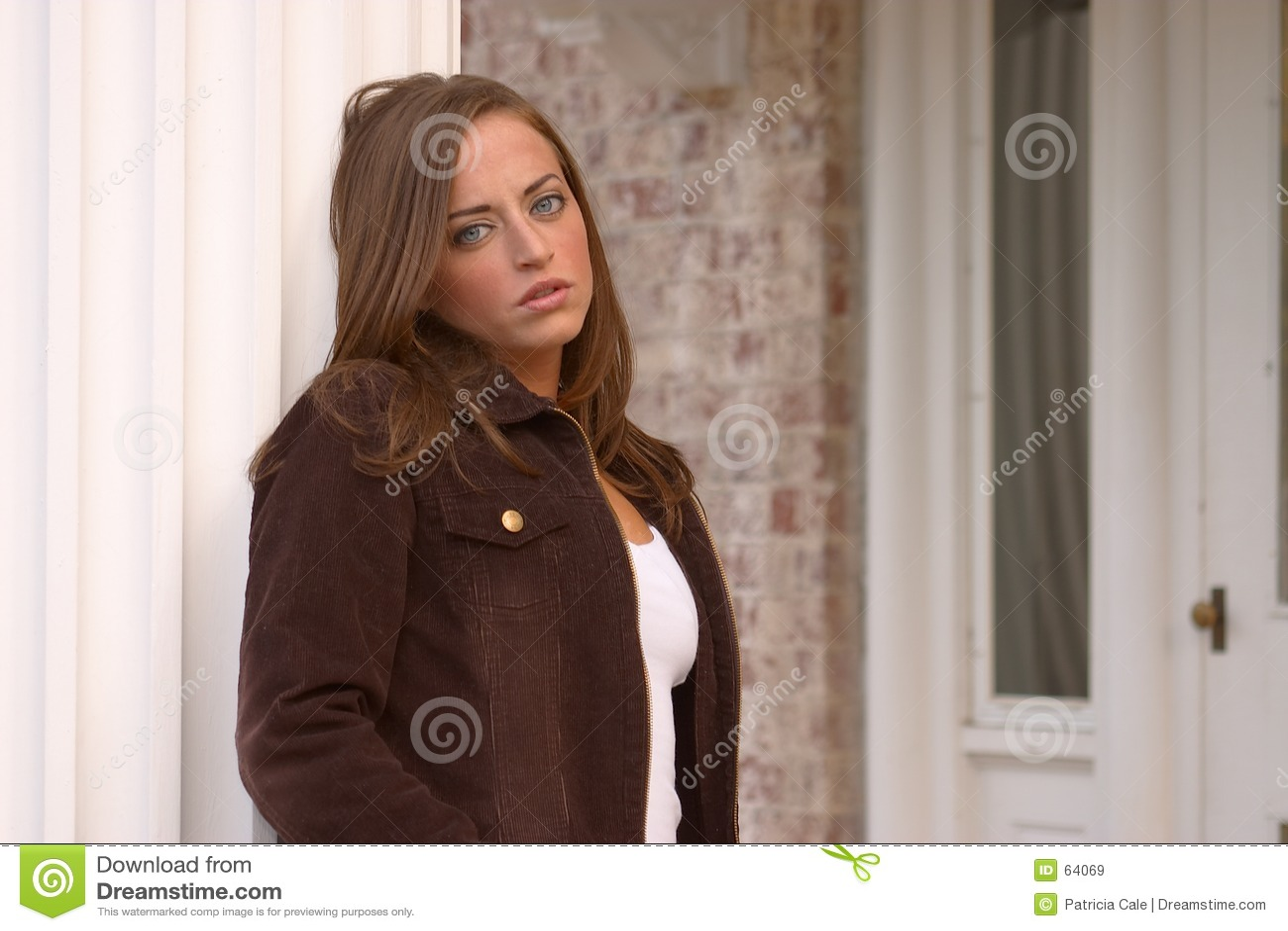 Junge Frau 11
