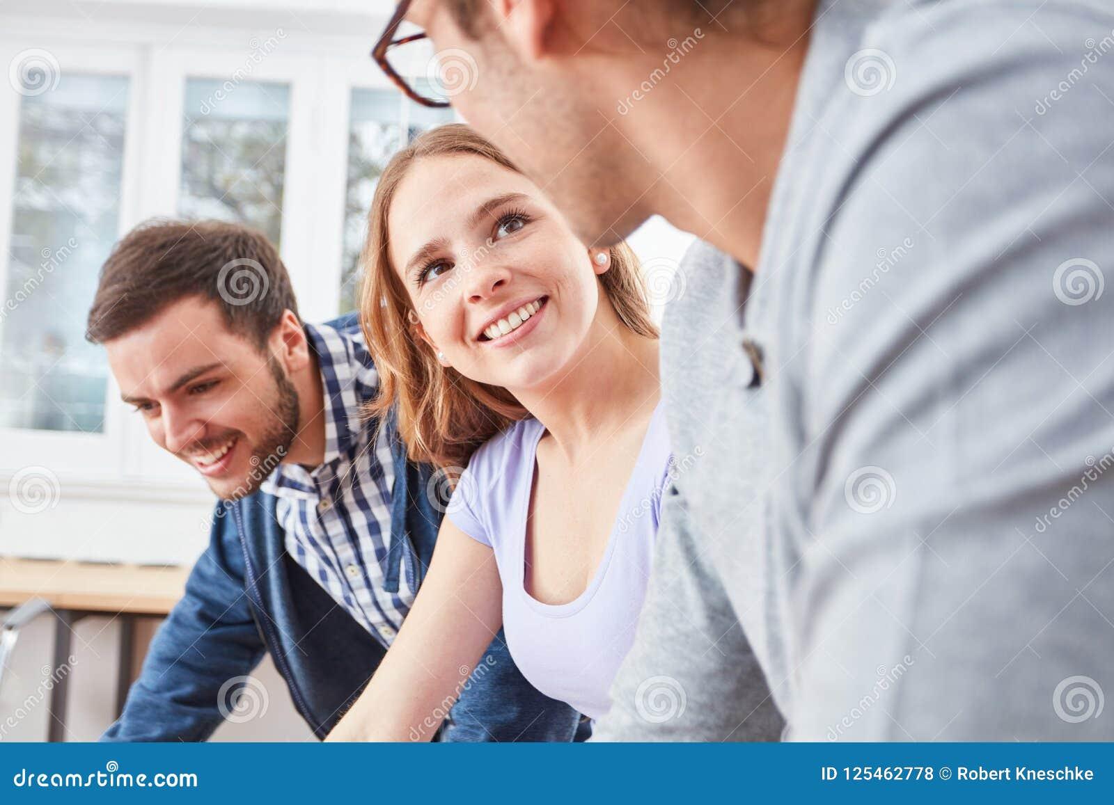 Dating während der Unternehmensgründung