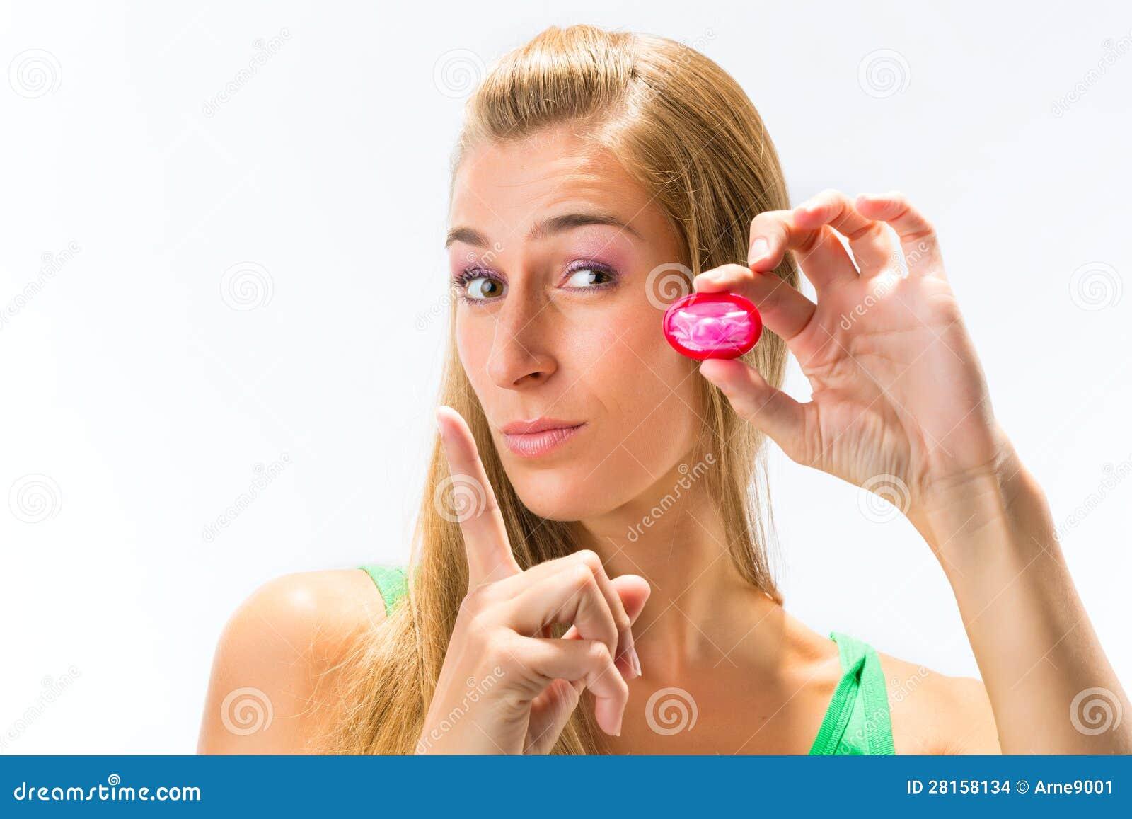 Fick Mit Einem Kondom