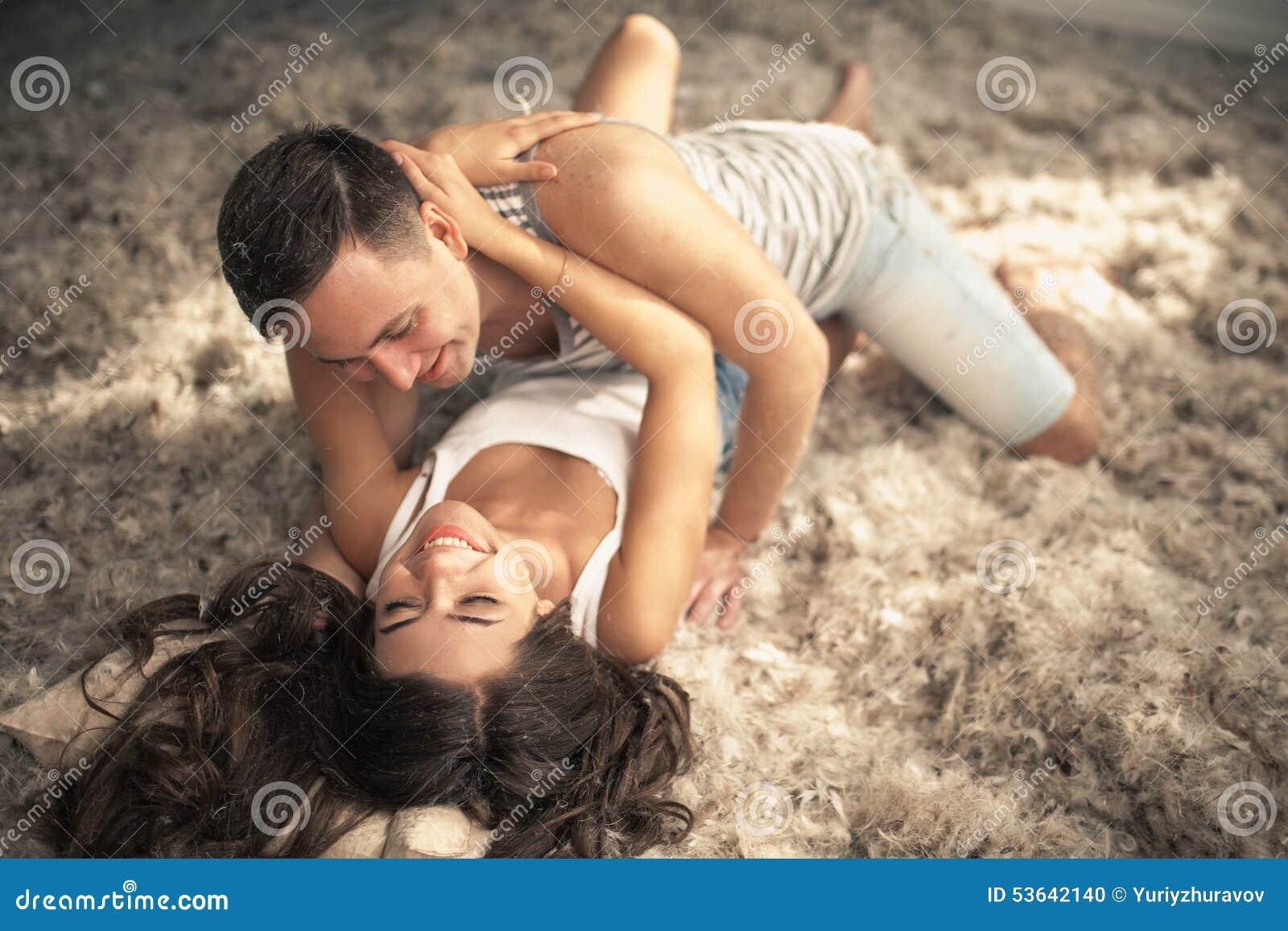 Porno Himmel Echtes Paar ist romantisch am ficken
