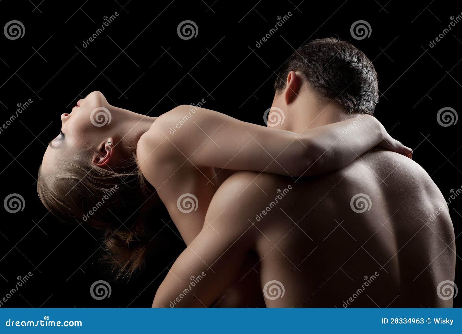 Junge paare haben sex