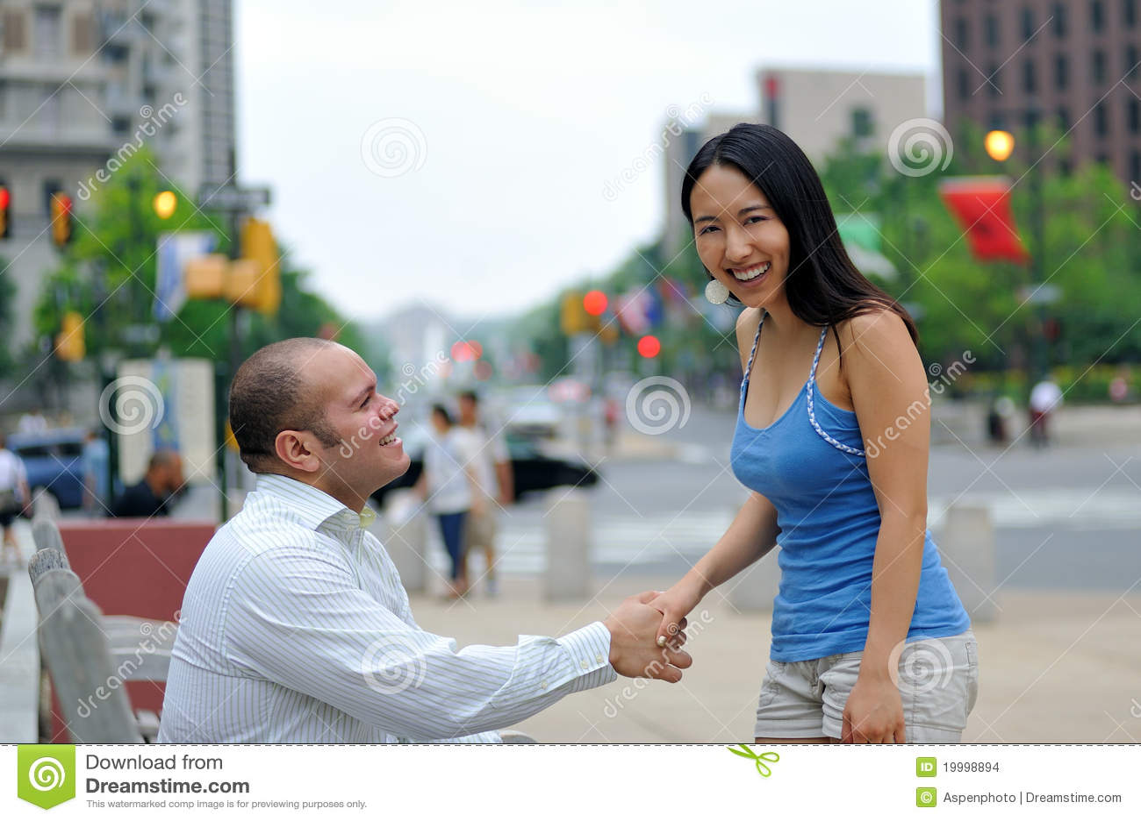 Paare Treffen