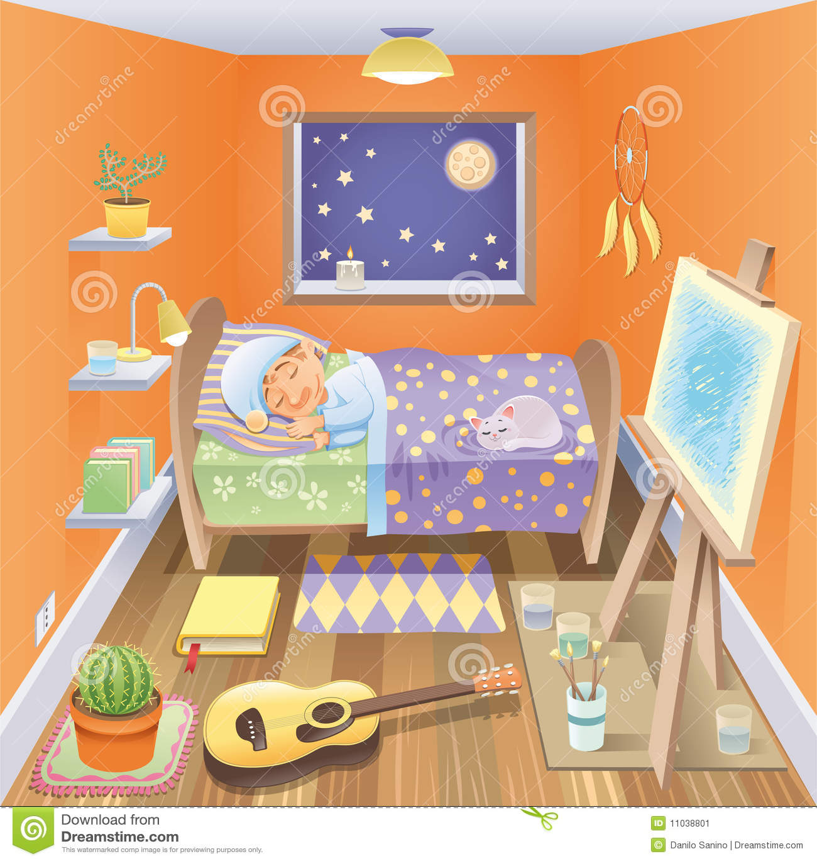 schlafzimmer stock illustrationen, vektors, & klipart – (28,874, Schlafzimmer ideen