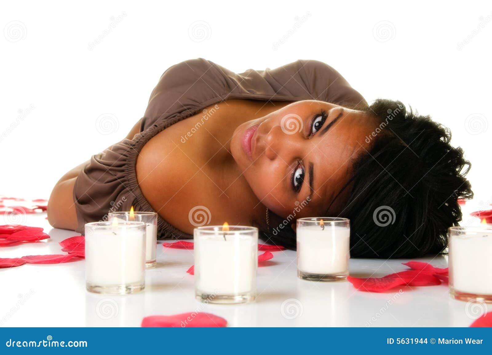 Junge Schwarze Frauen