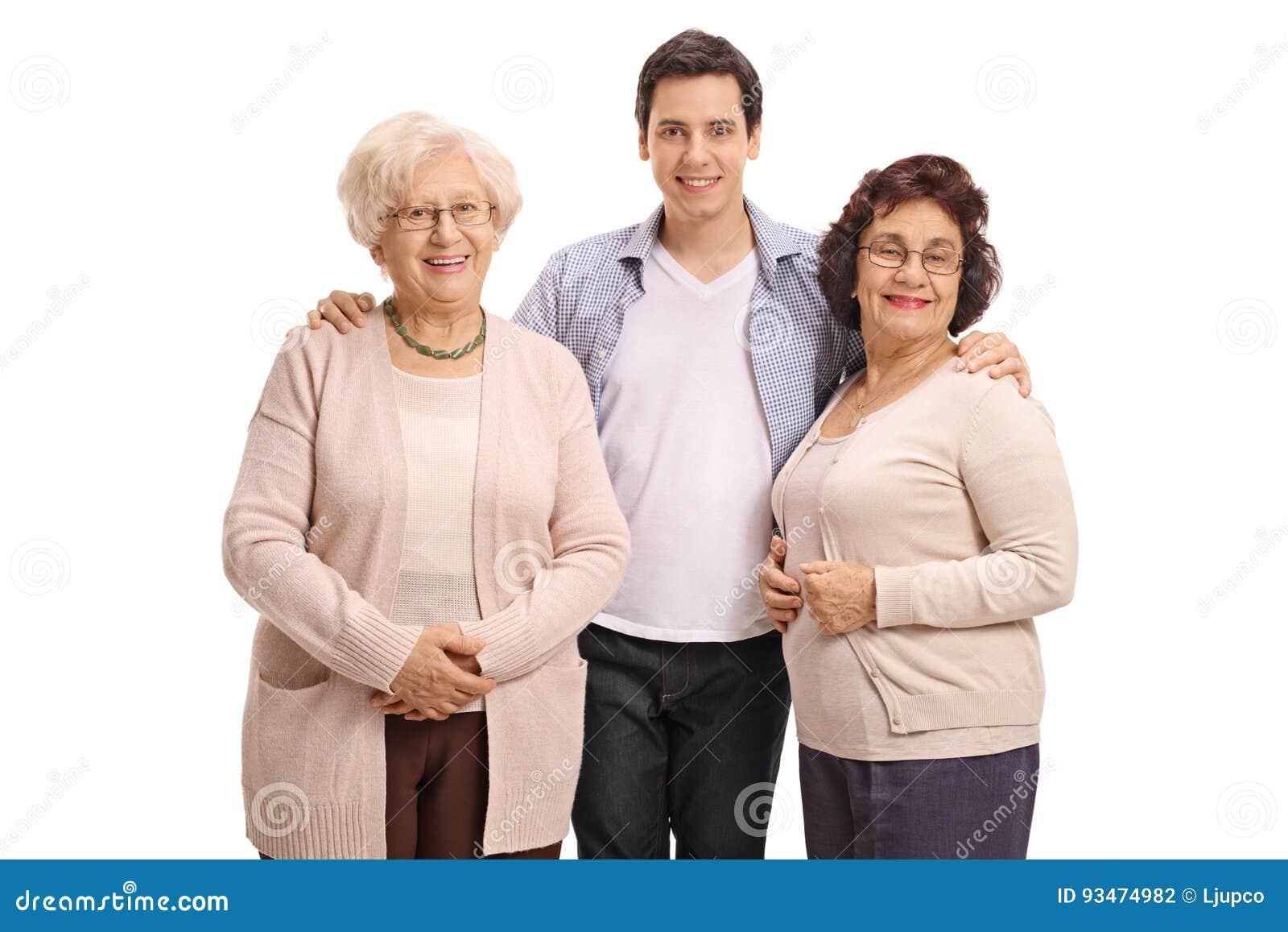 Frauen ältere junge männer Partnerschaft: Wenn