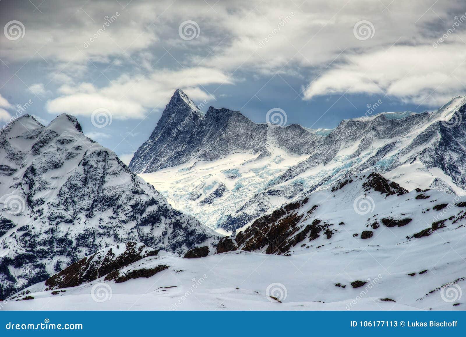 Jungfrau Zwitserland