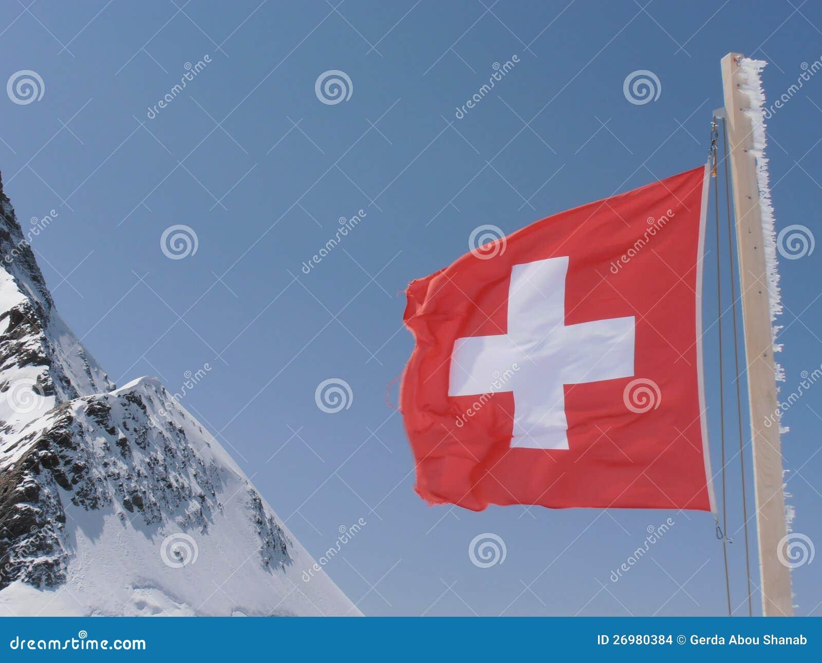 Jungfraujoch die Schweiz
