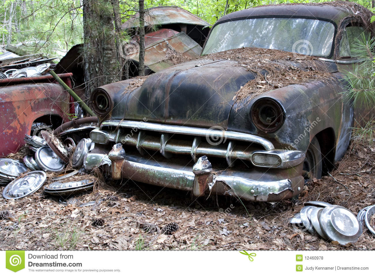 Old Classic Car Bodies For Sale