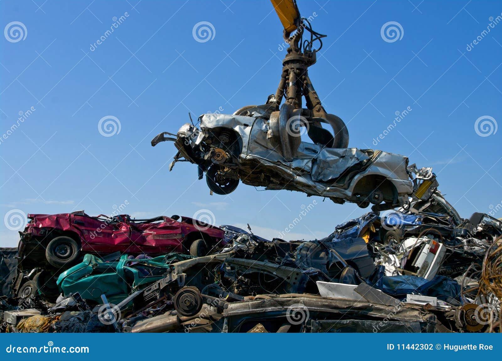 Junkyard For Used Car Parts