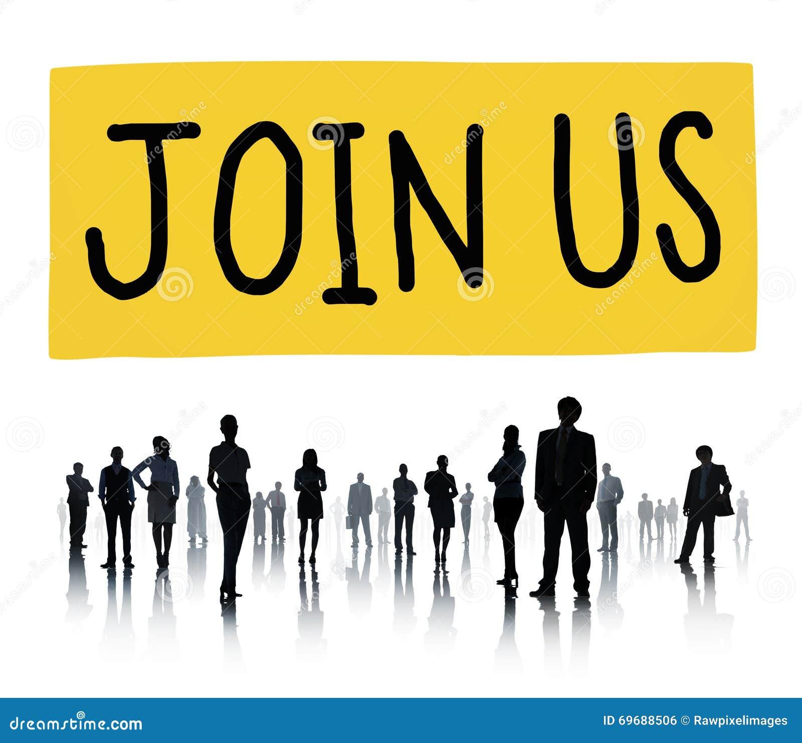 Junte-se nos trabalhos em rede da informação sobre o conceito do negócio