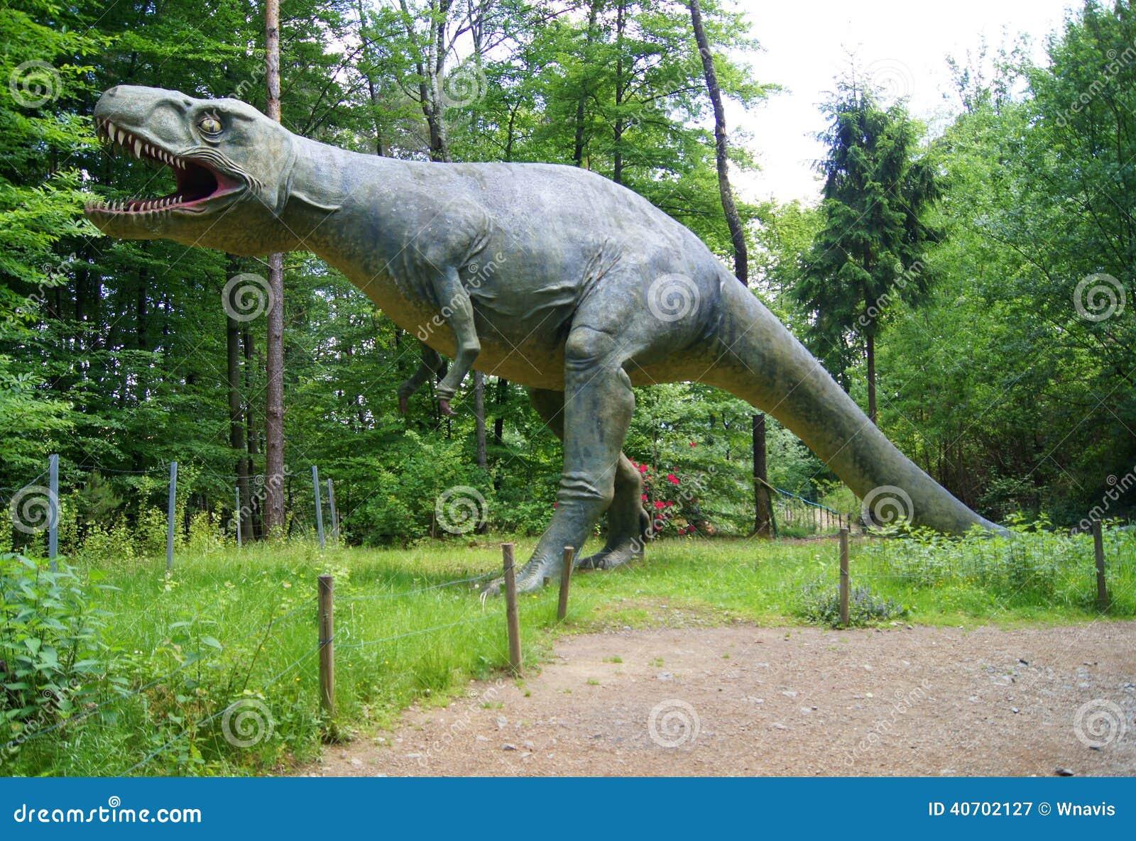 Jurassic Park - dinosaurów potwory