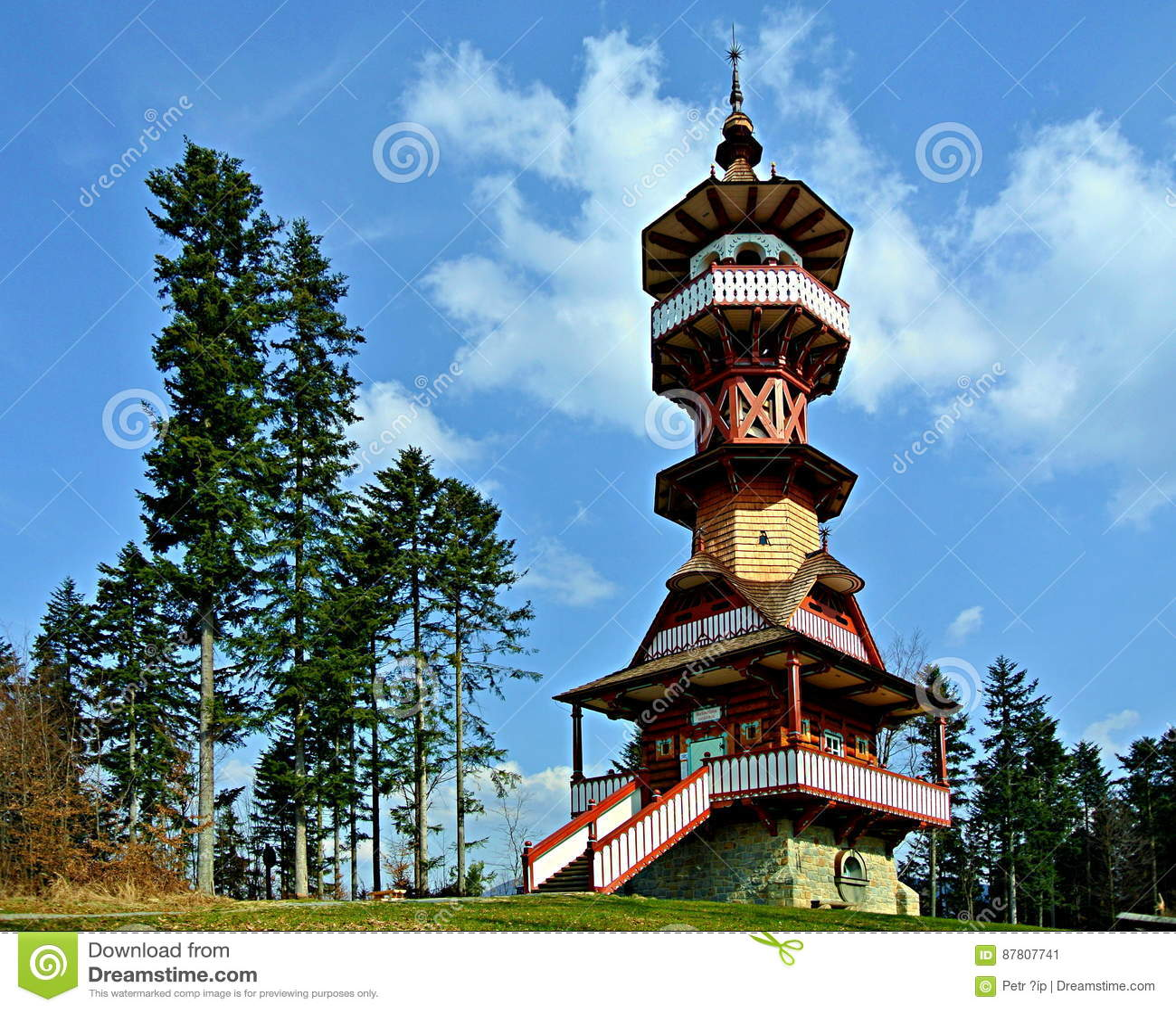 Jurkovic监视塔