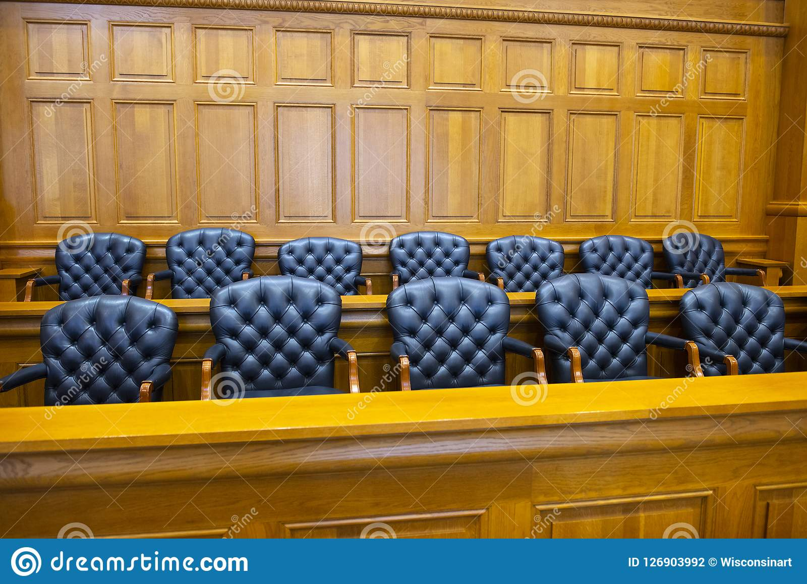 Jury Box, Law, Legal, Lawyer, Judge, Court Room
