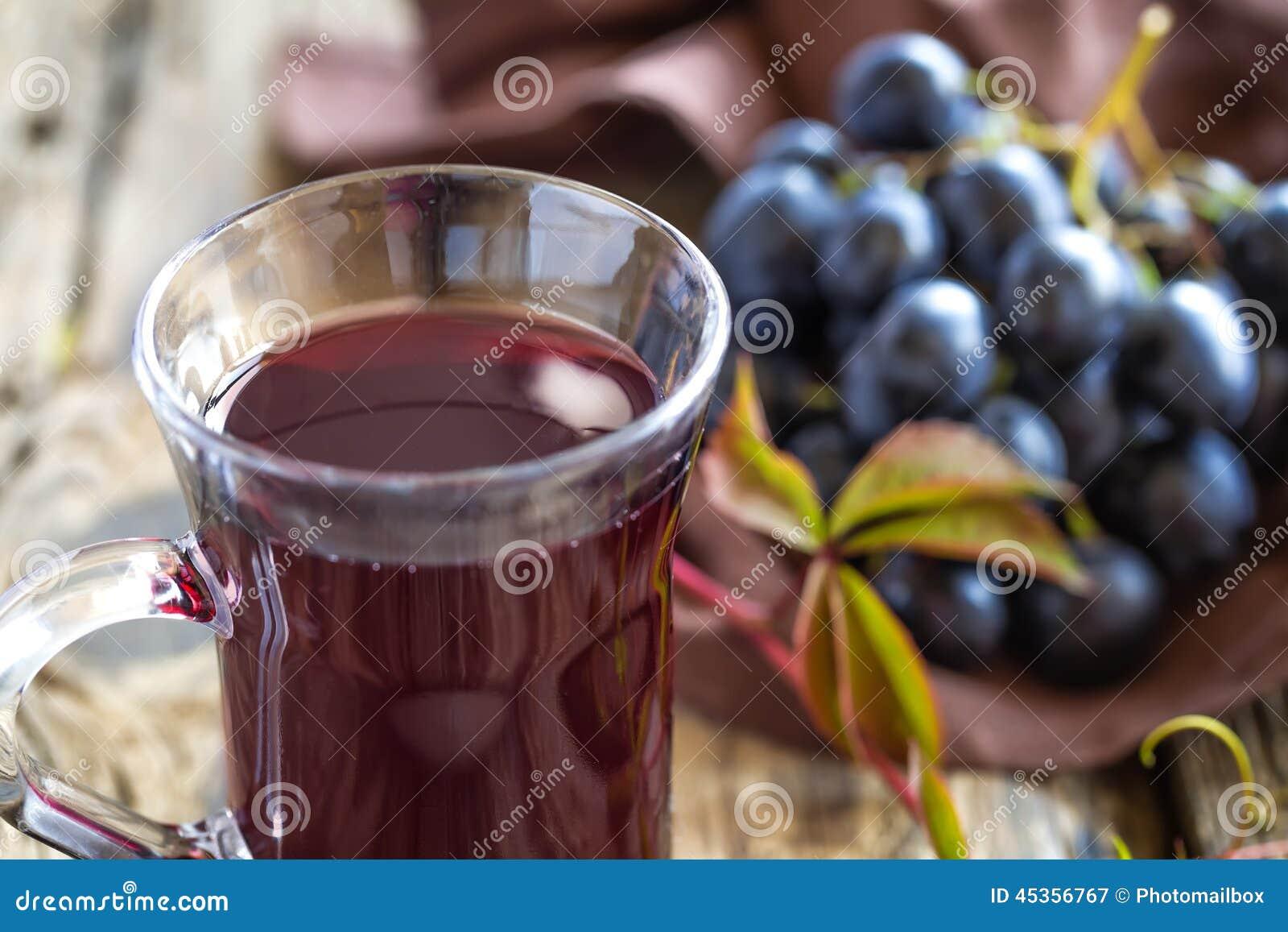 Jus de raisins