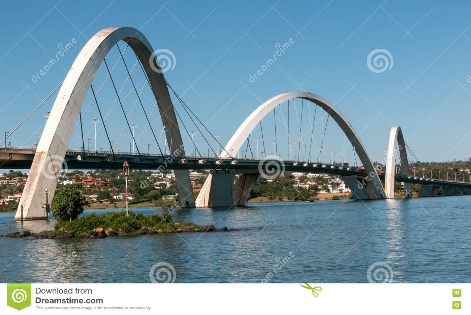 Juscelin Kubitschek桥梁