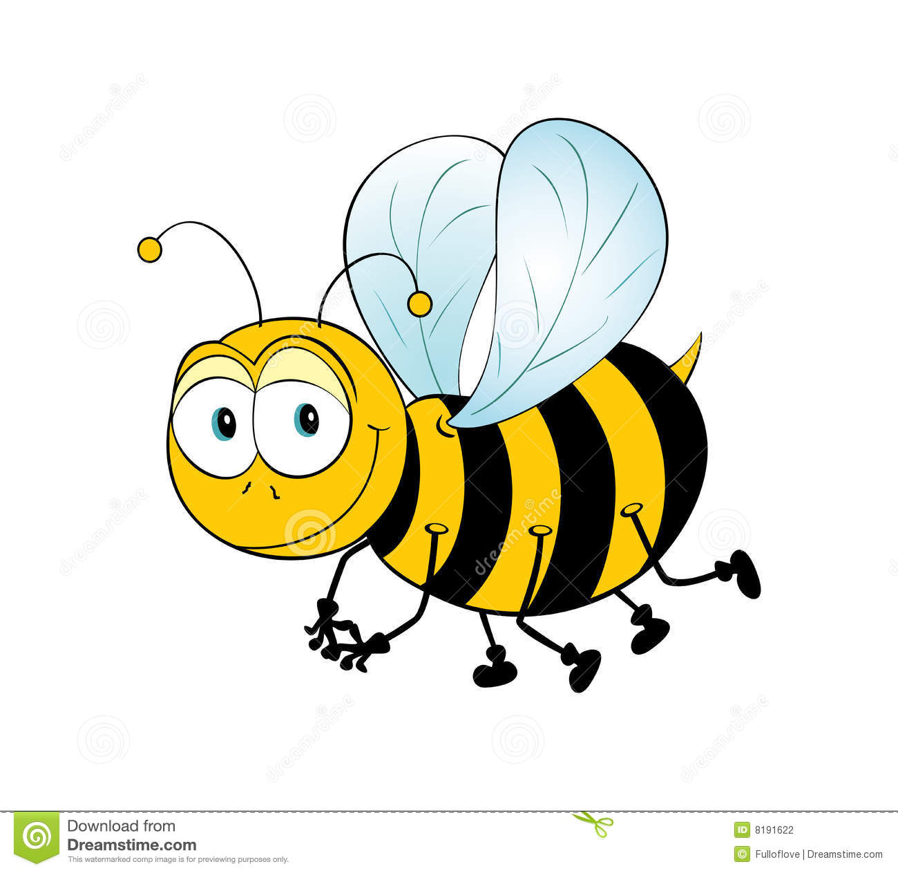Just Bee Stock Photography - Image: 8191622