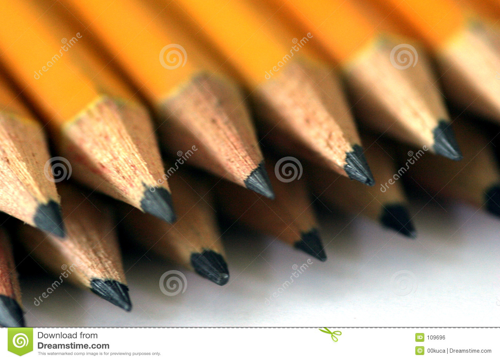 Download Just pencils stock photo. Image of tool, penclis, macro - 109696